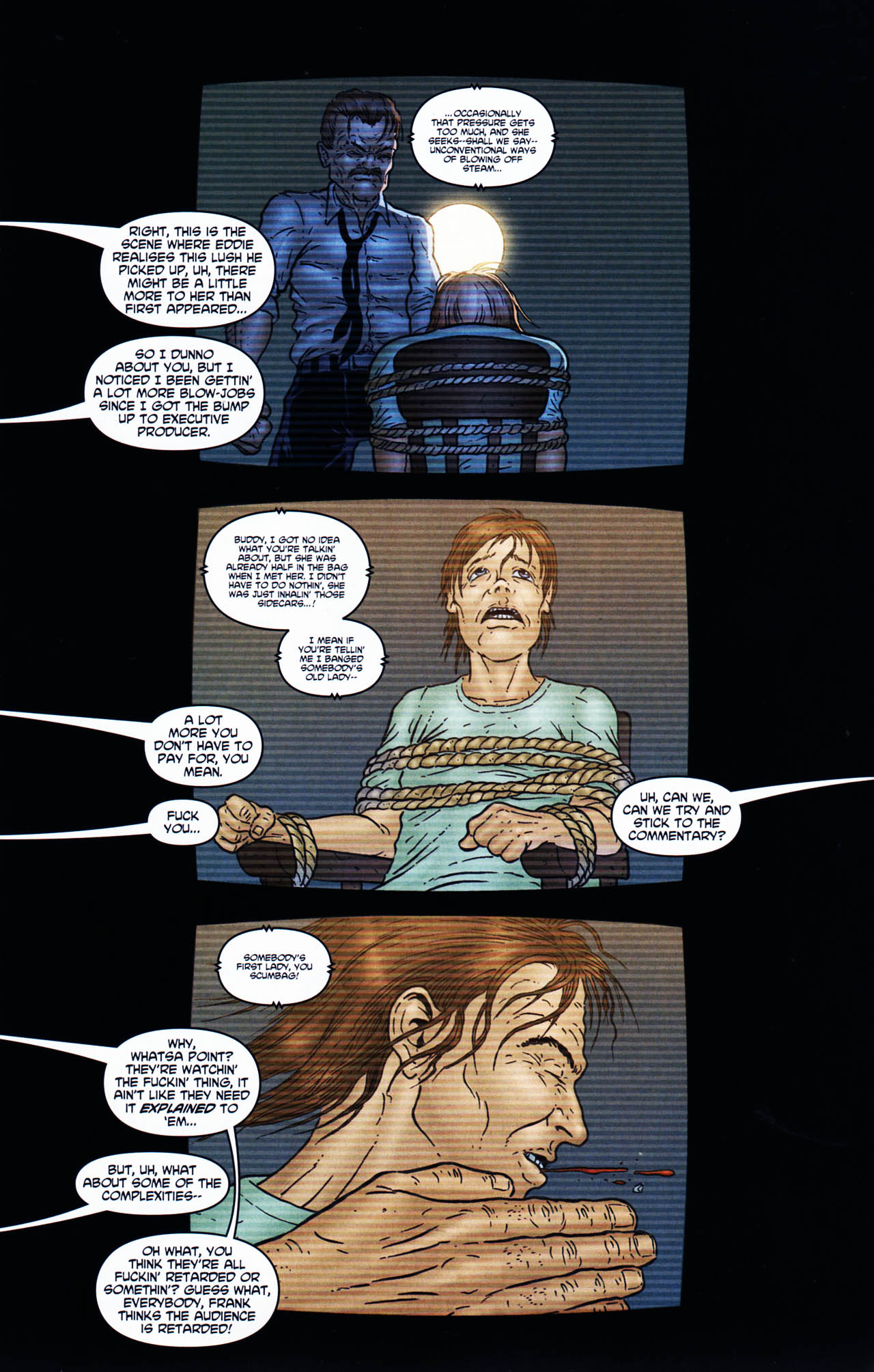 Read online Chronicles of Wormwood: The Last Enemy comic -  Issue # Full - 14