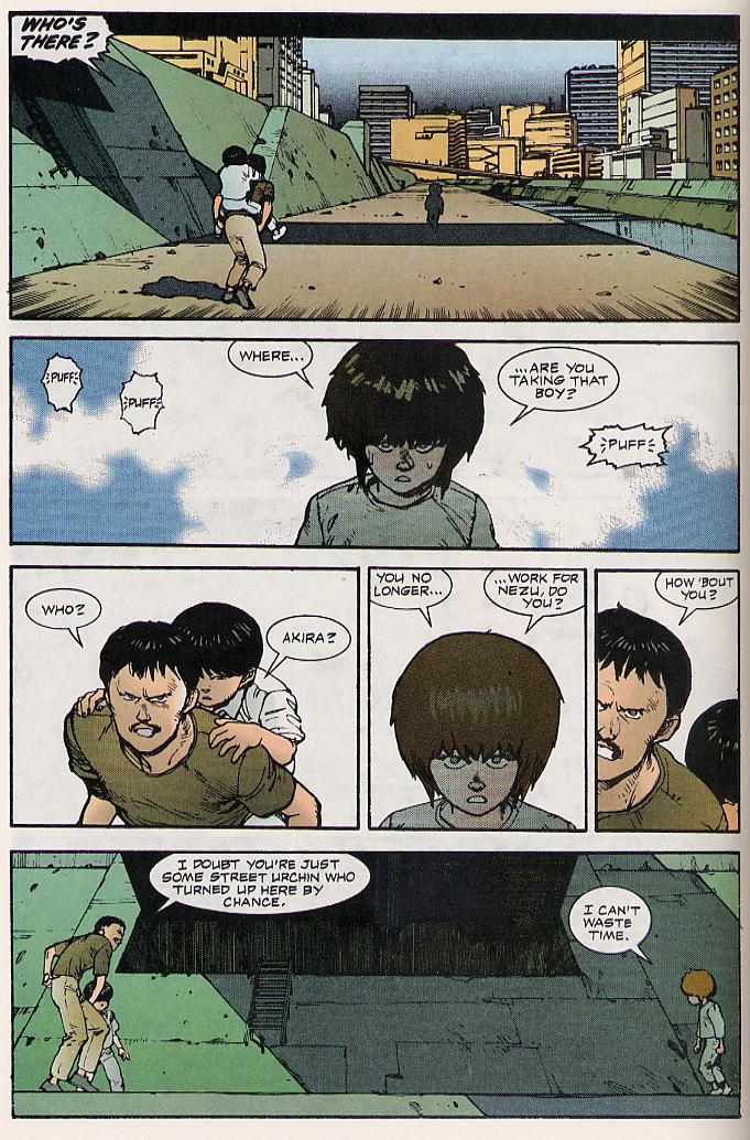 Read online Akira comic -  Issue #15 - 49