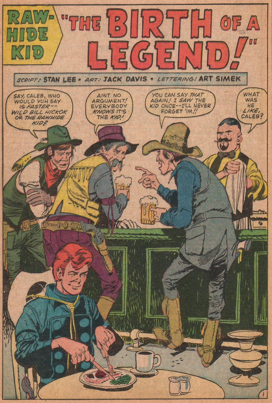 The Rawhide Kid (1955) issue 35 - Page 28