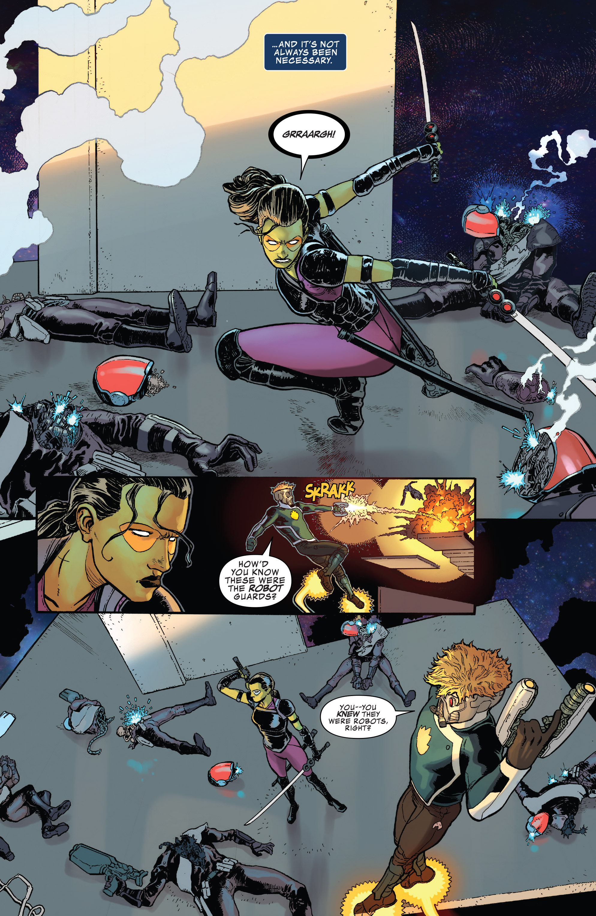 Read online All-New Guardians of the Galaxy comic -  Issue #2 - 12