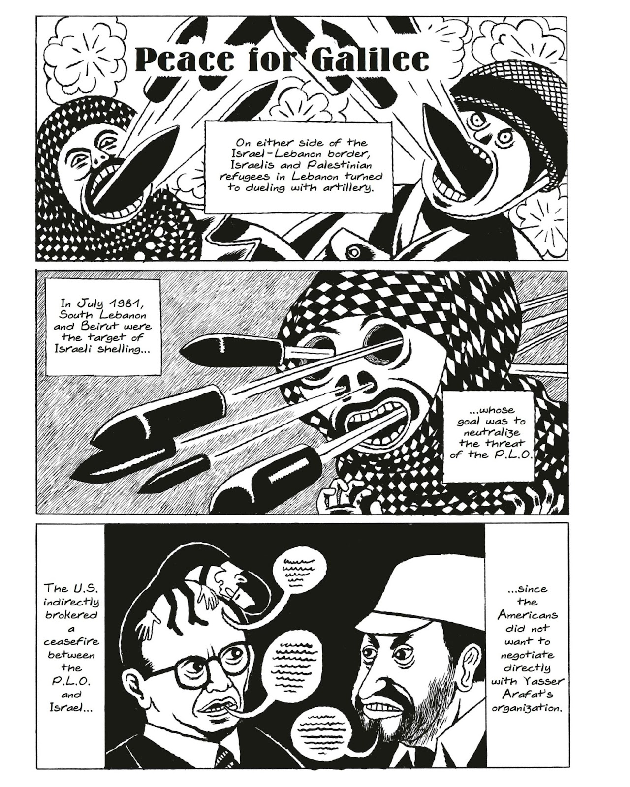 Best of Enemies: A History of US and Middle East Relations issue TPB_2 - Page 78