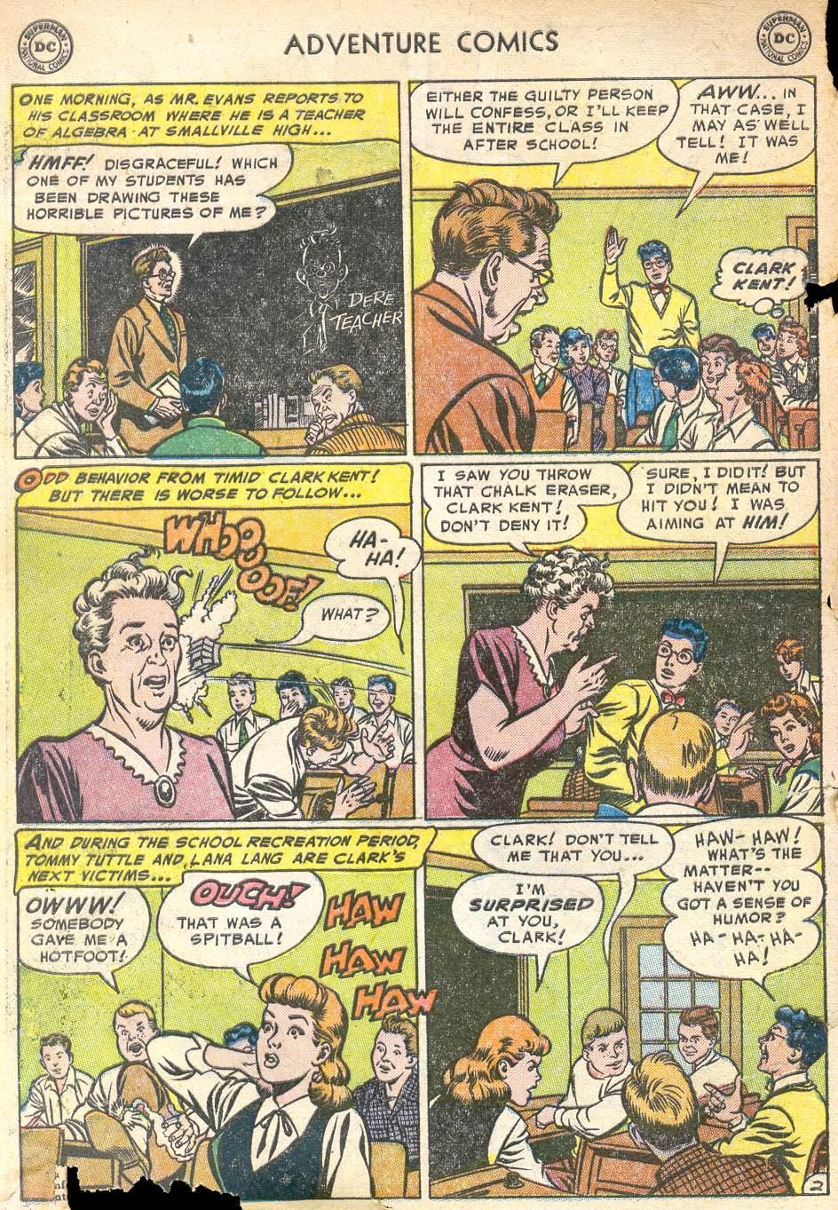 Read online Adventure Comics (1938) comic -  Issue #197 - 4
