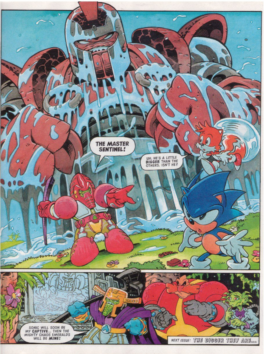 Read online Sonic the Comic comic -  Issue #117 - 9