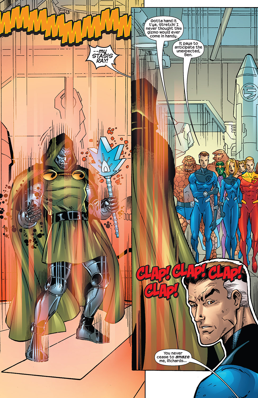 Read online Fantastic Five (2007) comic -  Issue #3 - 16