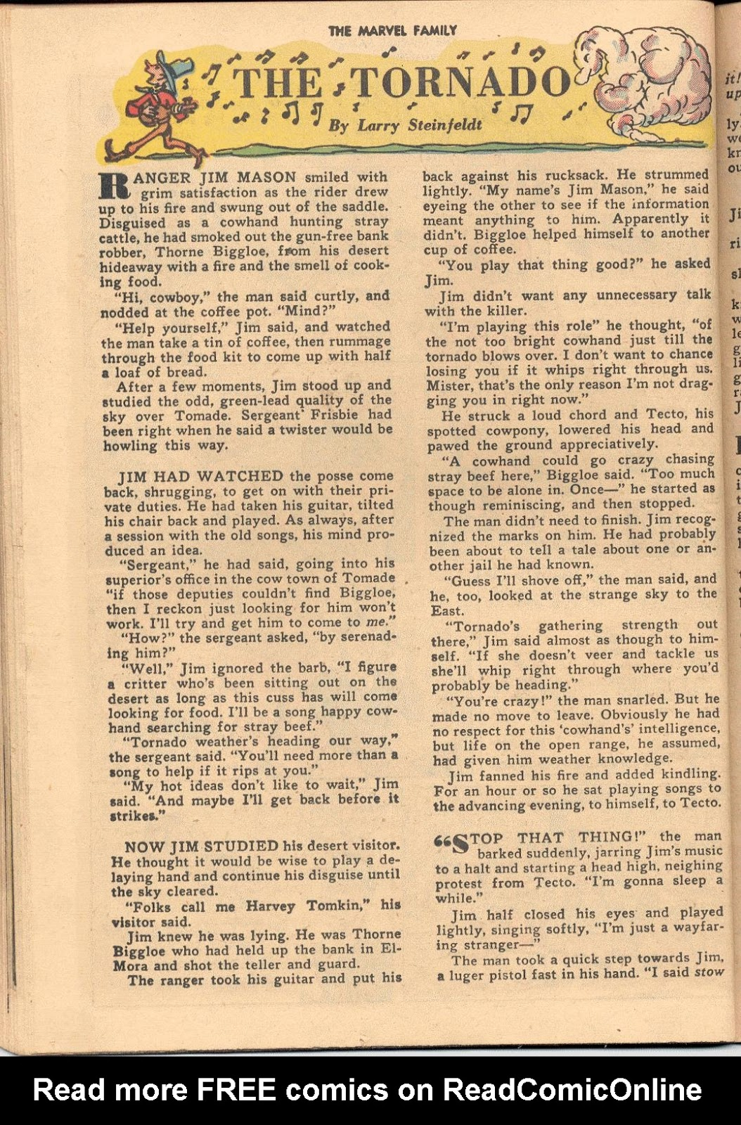 The Marvel Family issue 38 - Page 34
