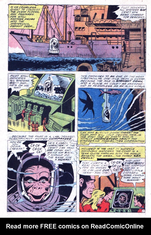 Read online Sea Devils comic -  Issue #30 - 5