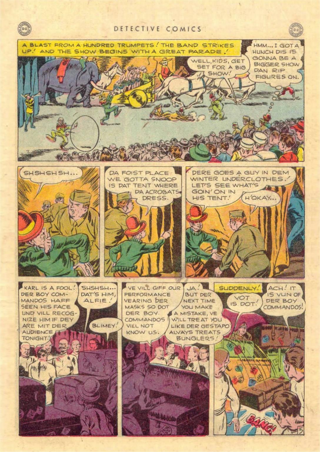 Read online Detective Comics (1937) comic -  Issue #97 - 43
