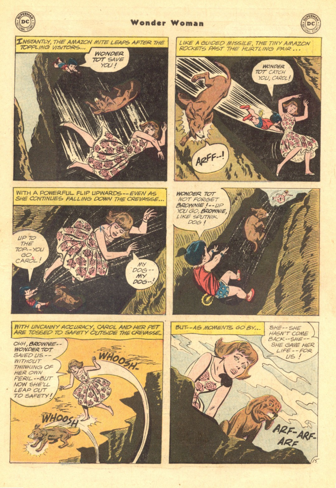 Read online Wonder Woman (1942) comic -  Issue #135 - 19