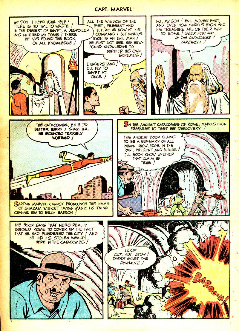 Captain Marvel Adventures issue 93 - Page 6