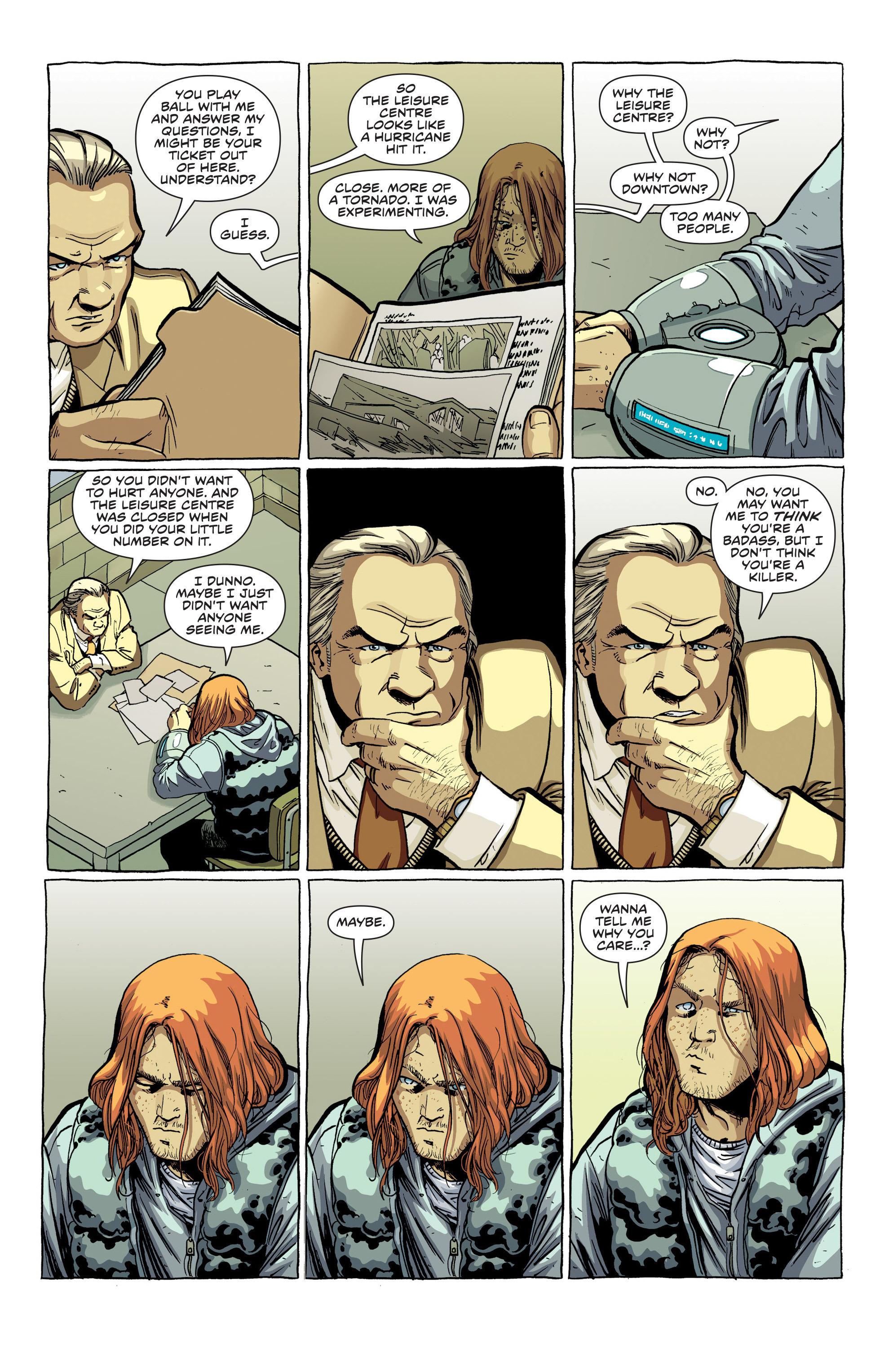 Read online Secret Identities comic -  Issue # _TPB - 37