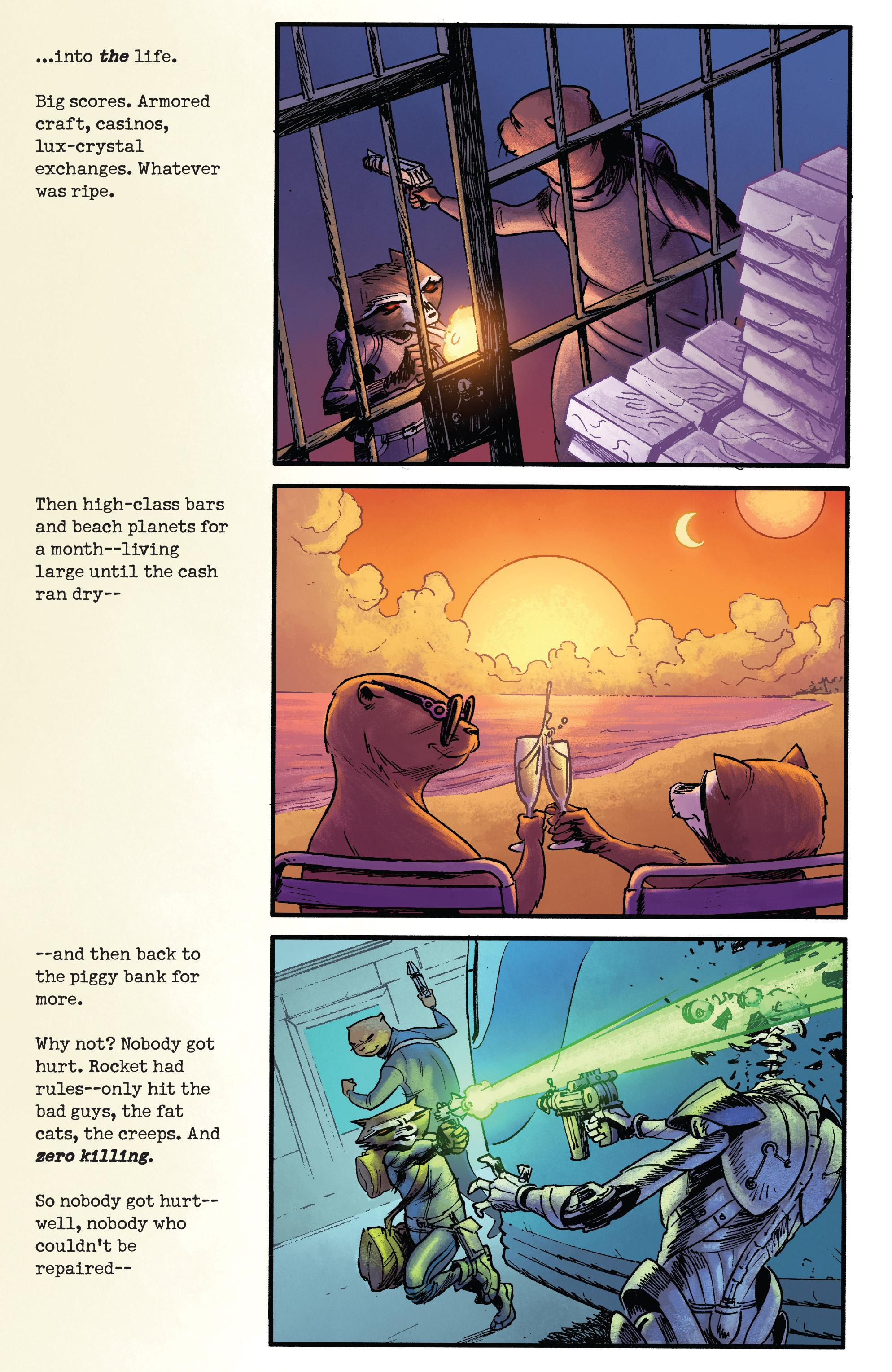 Read online Rocket comic -  Issue #1 - 7
