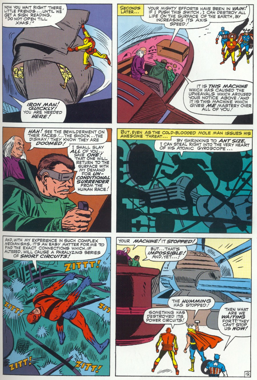 The Avengers (1963) 12 Page 19