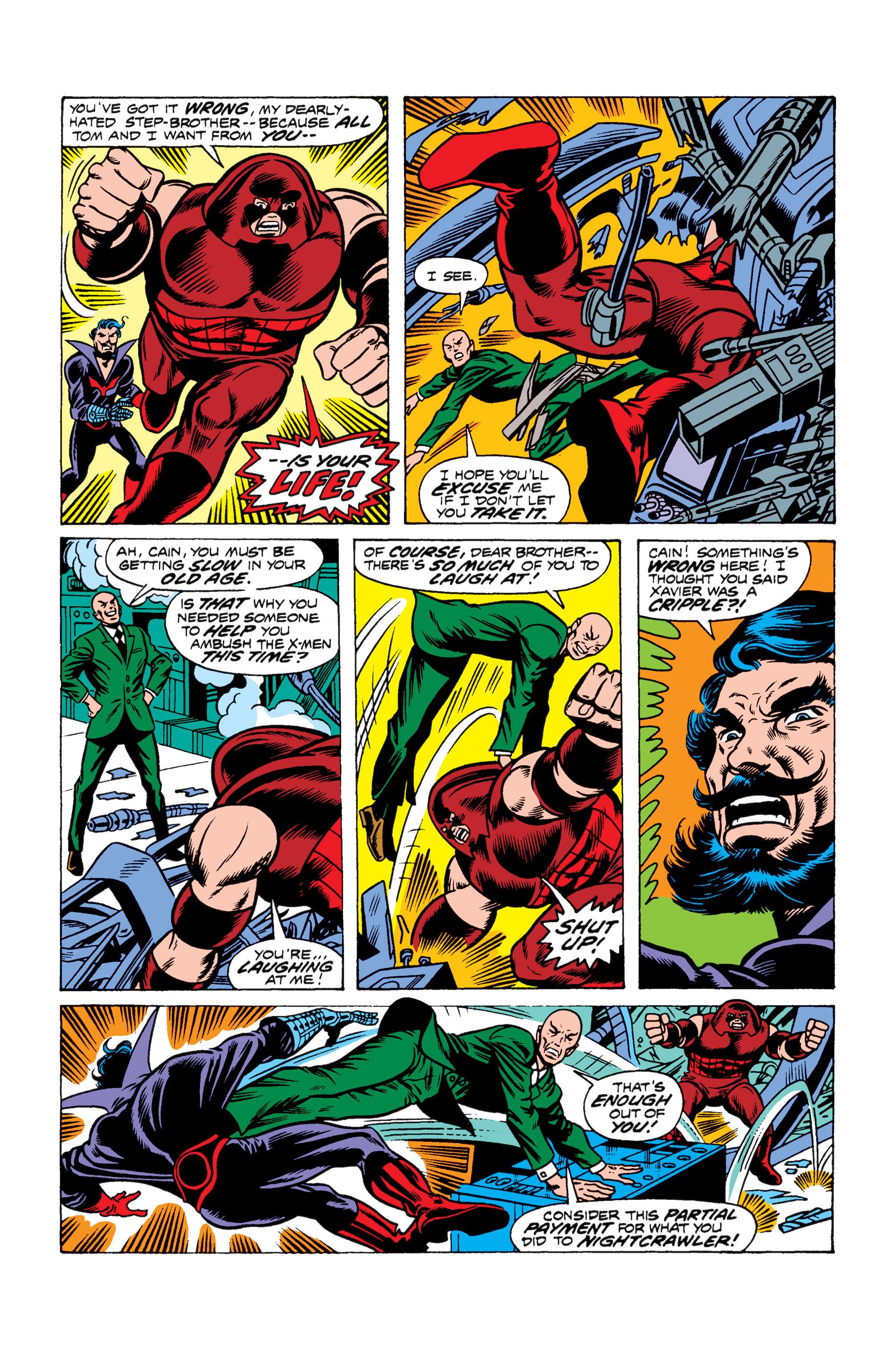 Uncanny X-Men (1963) 103 Page 7