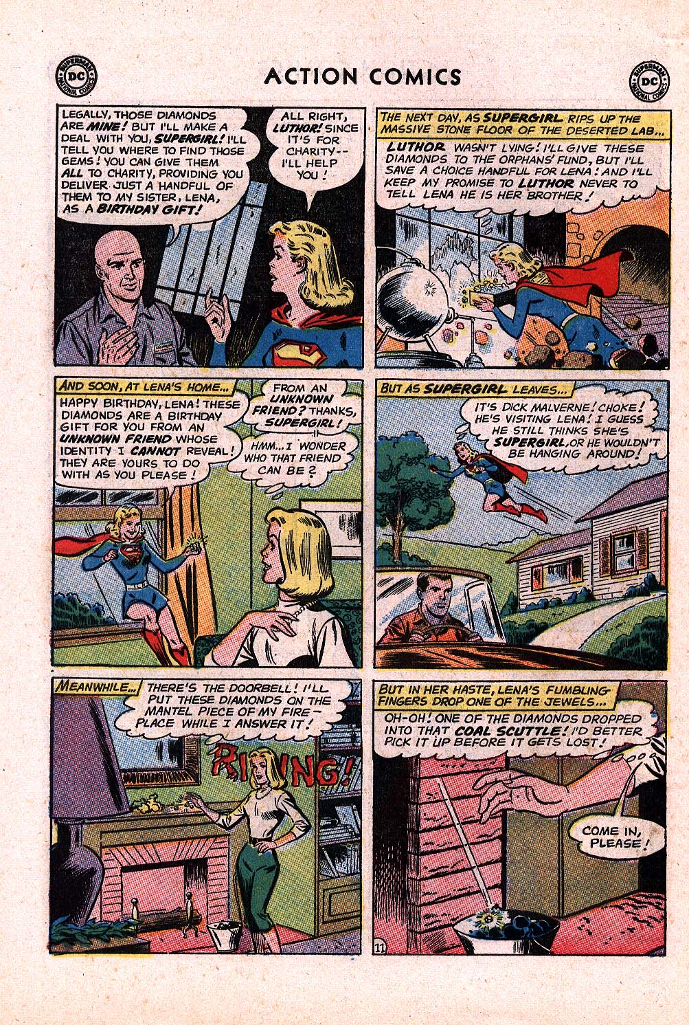 Read online Action Comics (1938) comic -  Issue #296 - 30