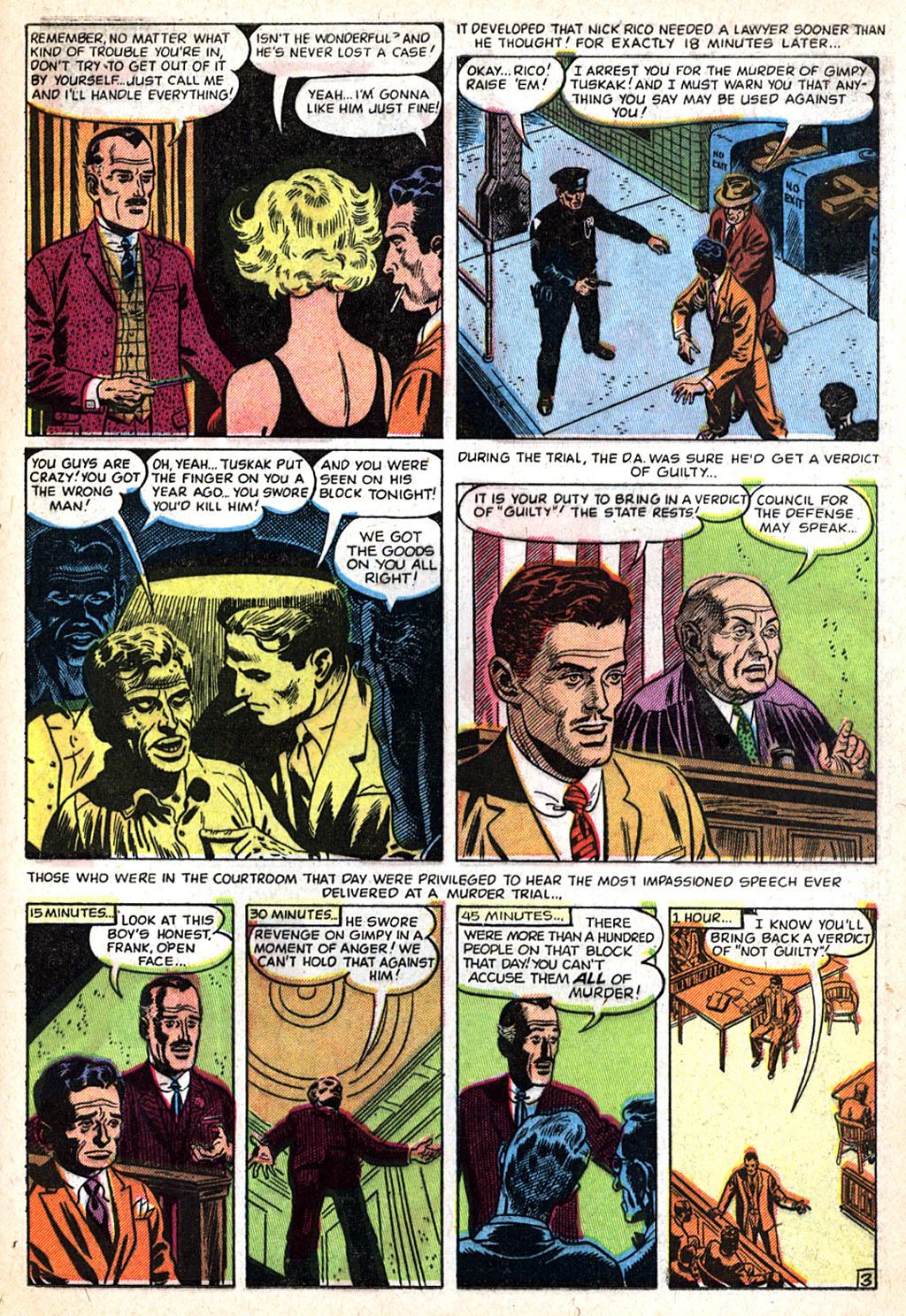 Read online Adventures into Weird Worlds comic -  Issue #17 - 29