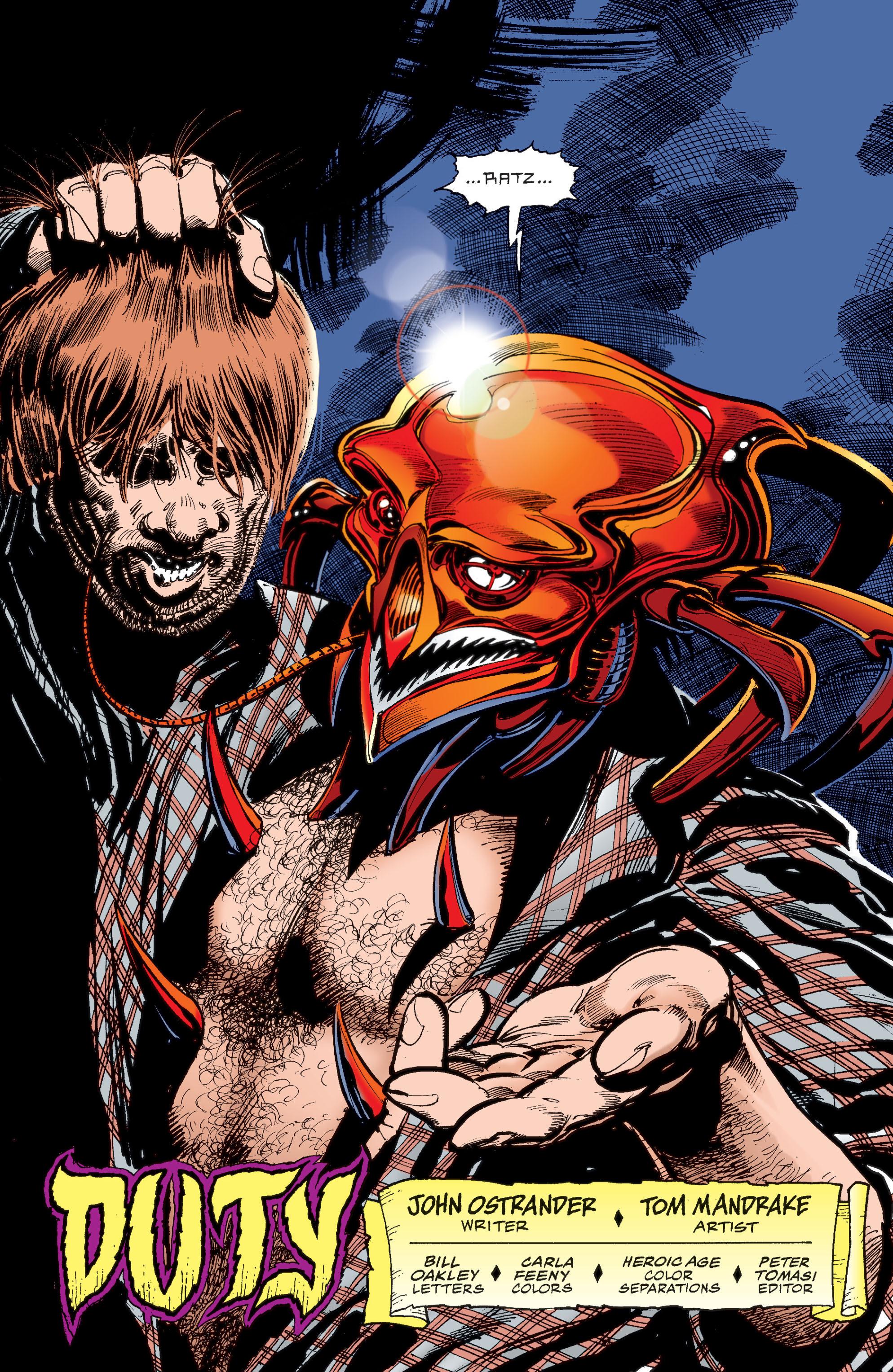 Read online Martian Manhunter: Son of Mars comic -  Issue # TPB - 34