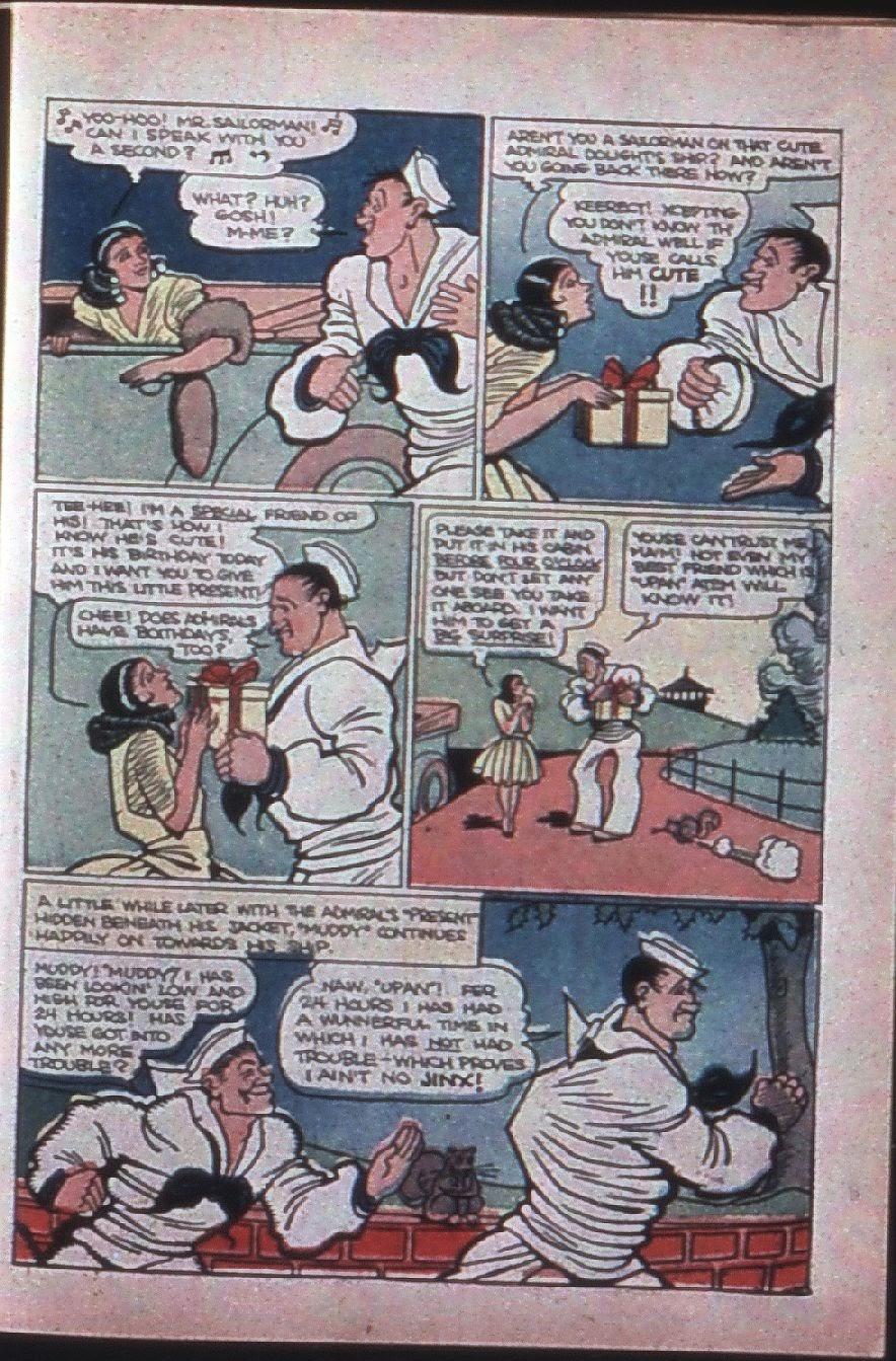 Read online Super-Magician Comics comic -  Issue #7 - 60