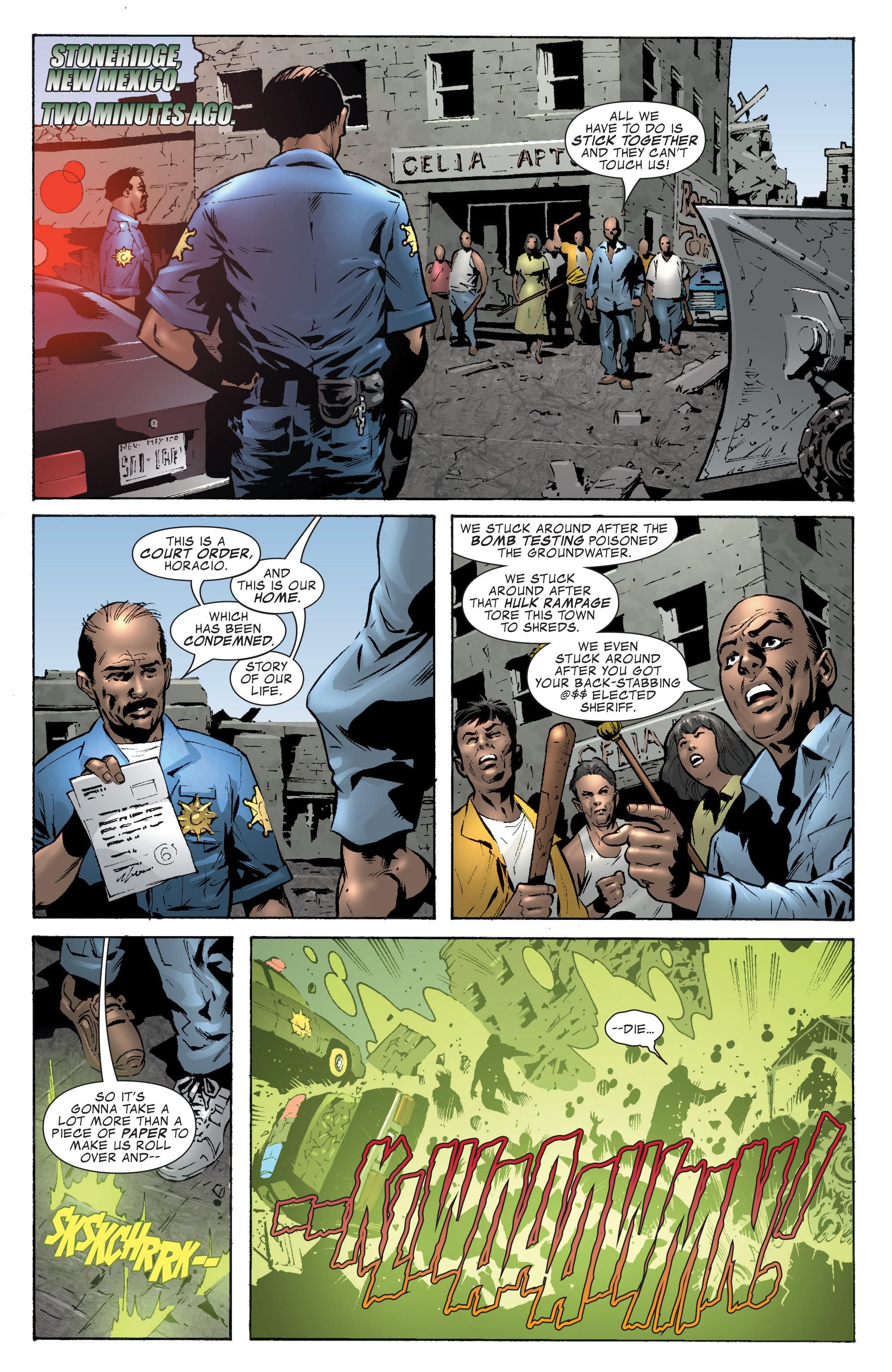 Read online World War Hulk Aftersmash: Warbound, Vol. 1 comic -  Issue #2 - 3