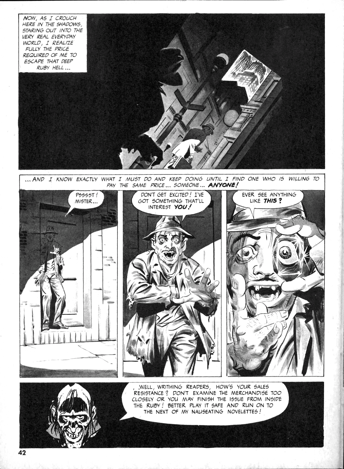 Creepy (1964) Issue #25 #25 - English 41