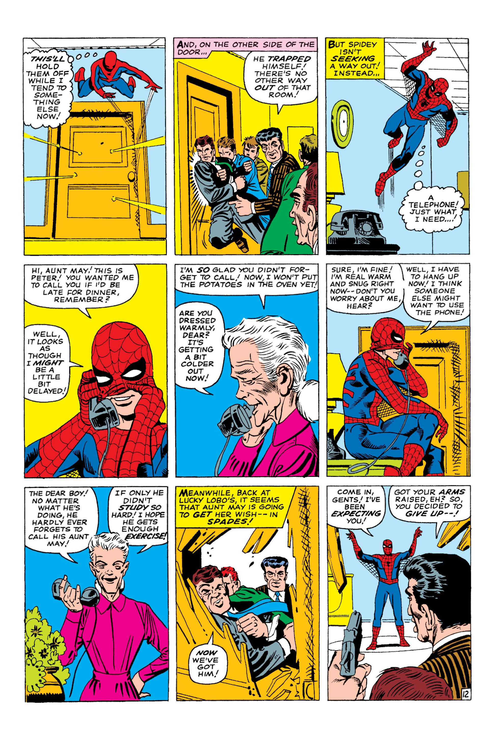 The Amazing Spider-Man (1963) 23 Page 12