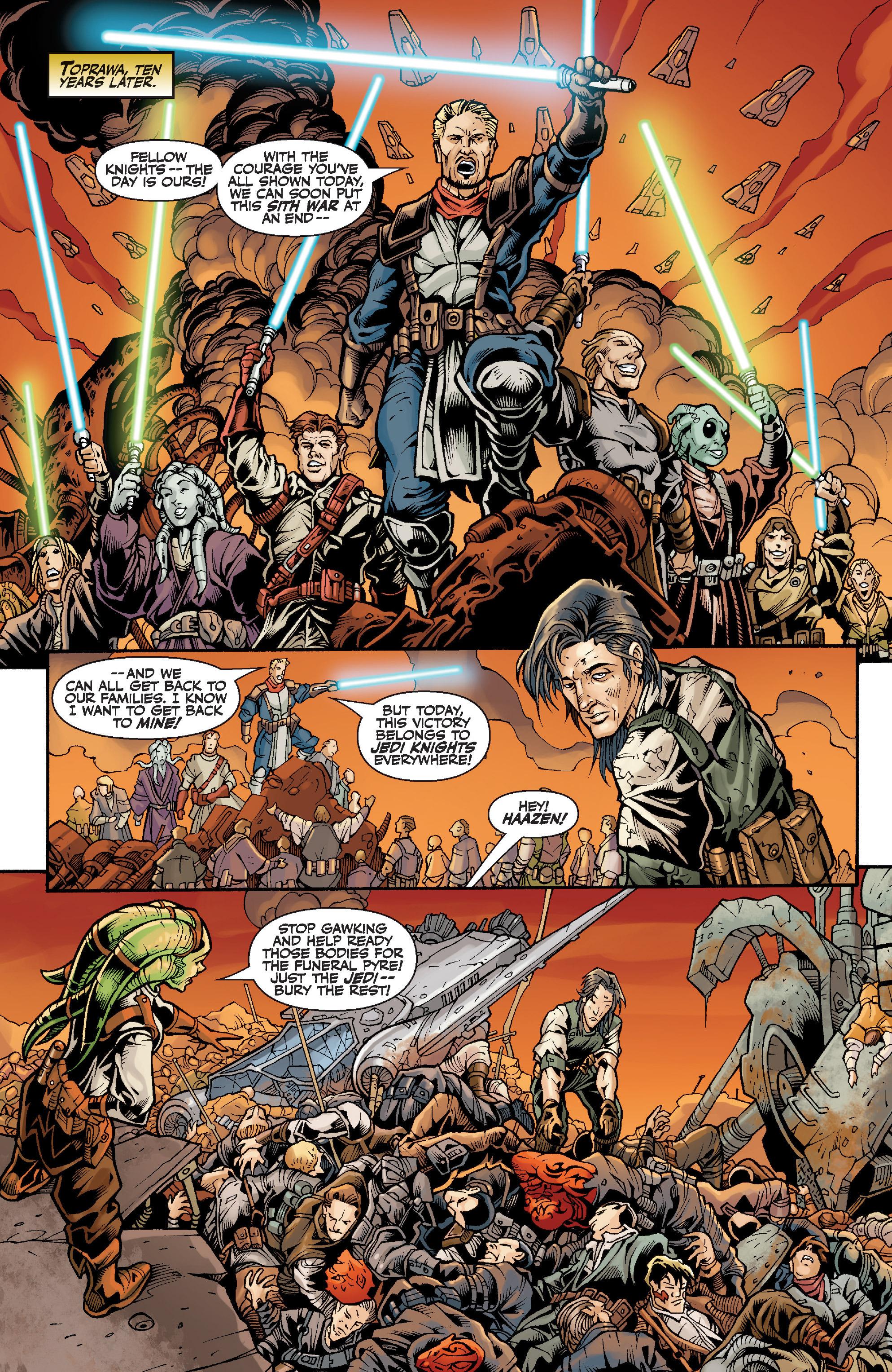 Read online Star Wars Omnibus comic -  Issue # Vol. 32 - 338