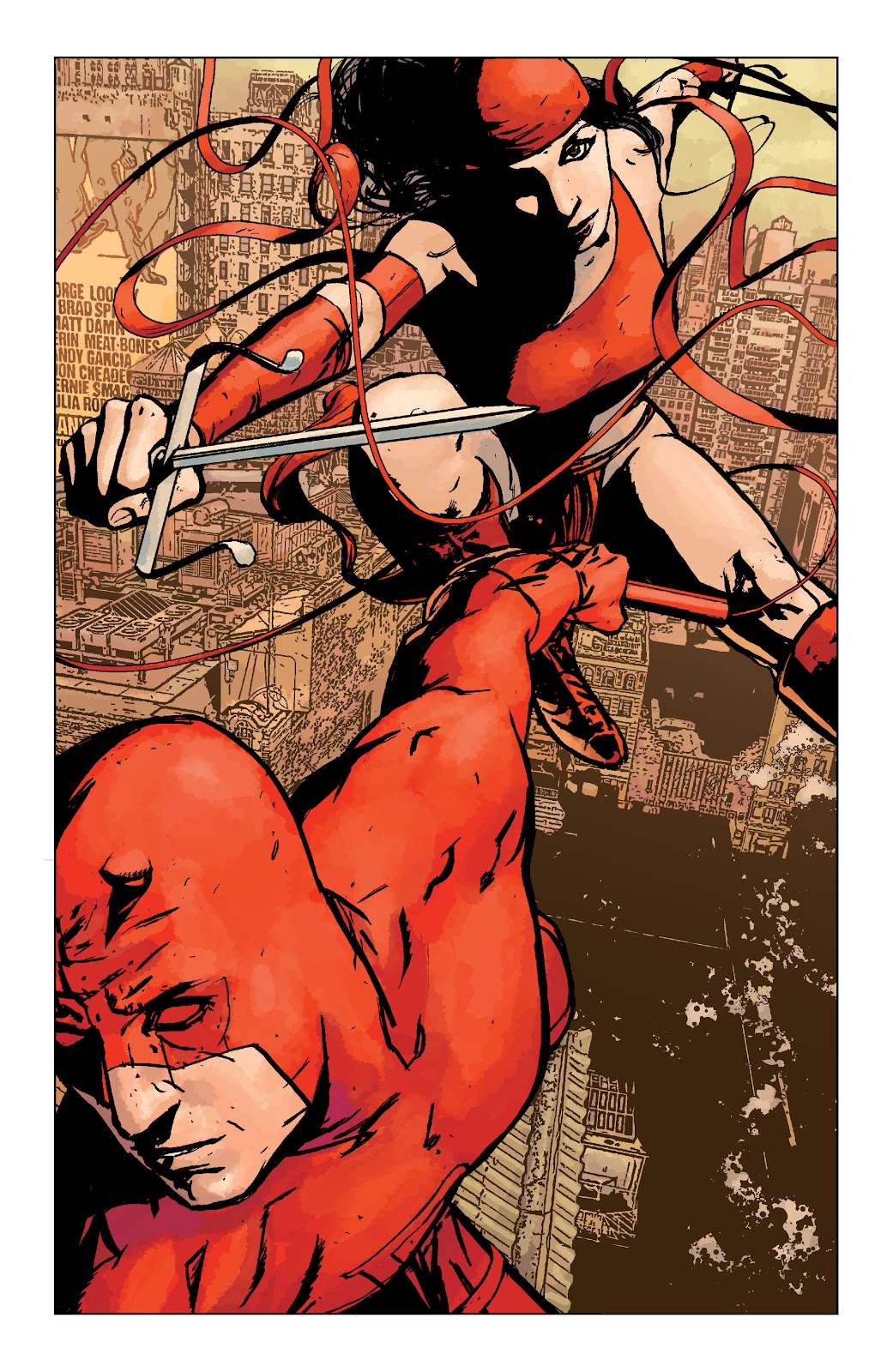 Read online Daredevil (1998) comic -  Issue # _Ultimate_Collection TPB 3 (Part 3) - 74