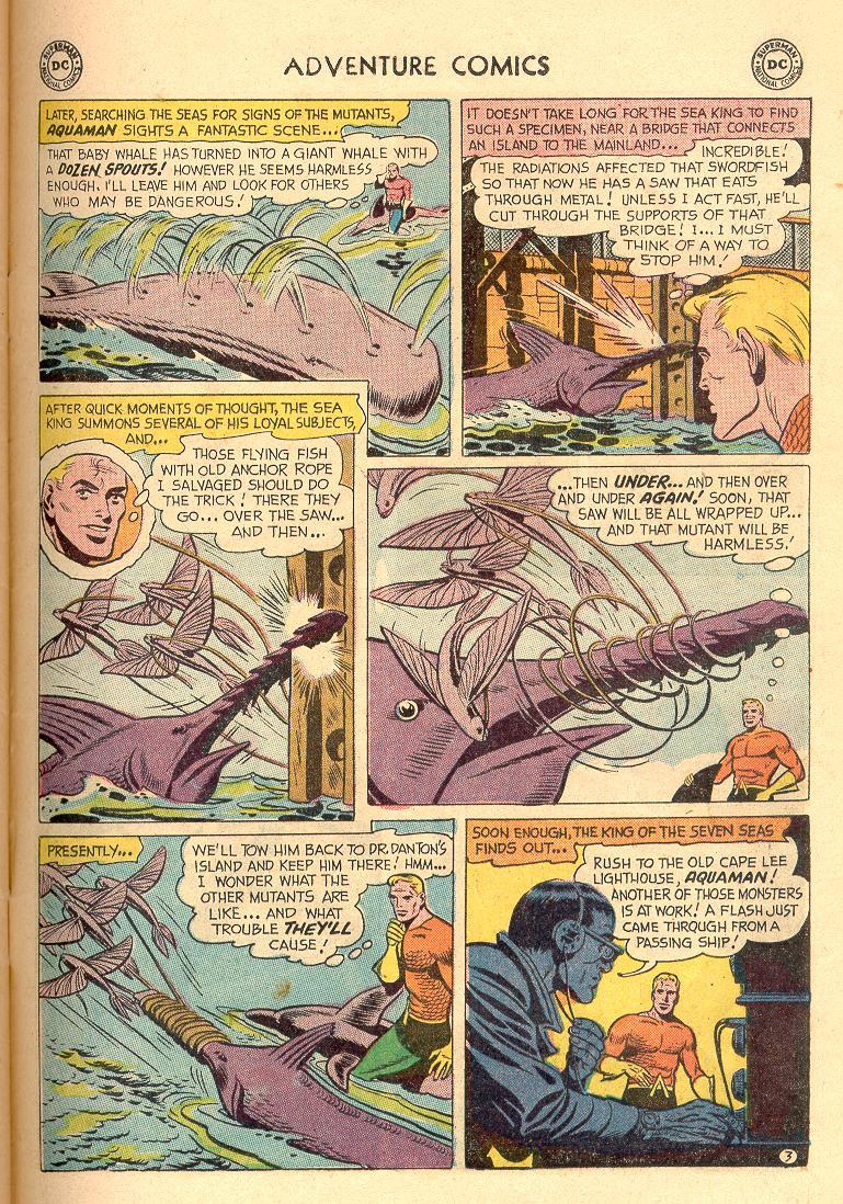 Read online Adventure Comics (1938) comic -  Issue #258 - 29