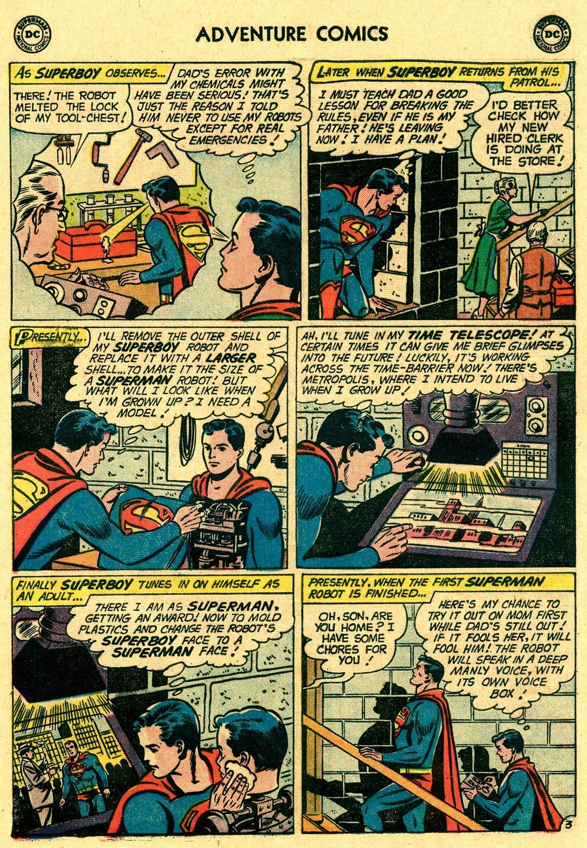 Read online Adventure Comics (1938) comic -  Issue #265 - 5