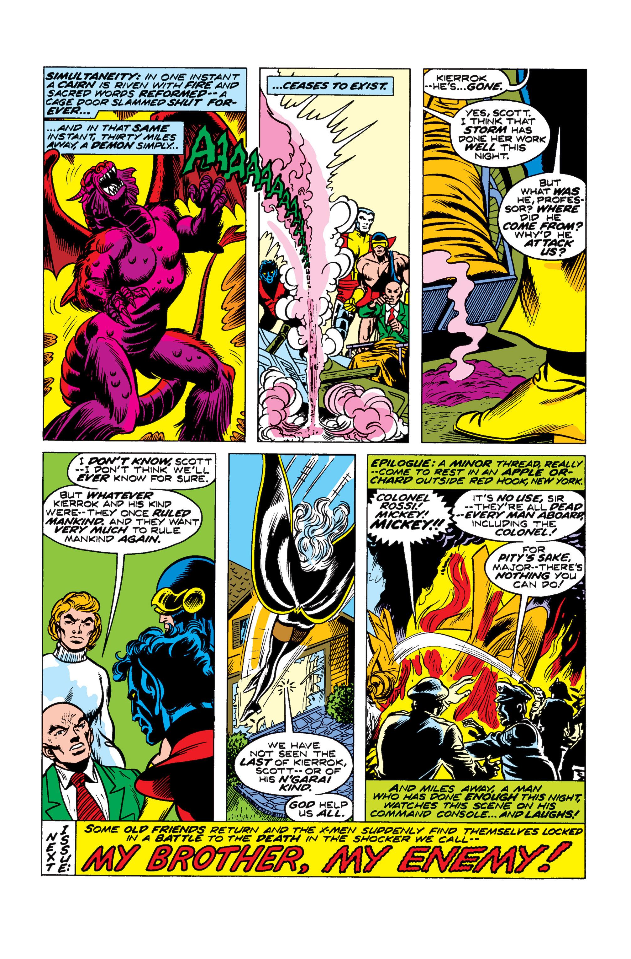 Uncanny X-Men (1963) 96 Page 18