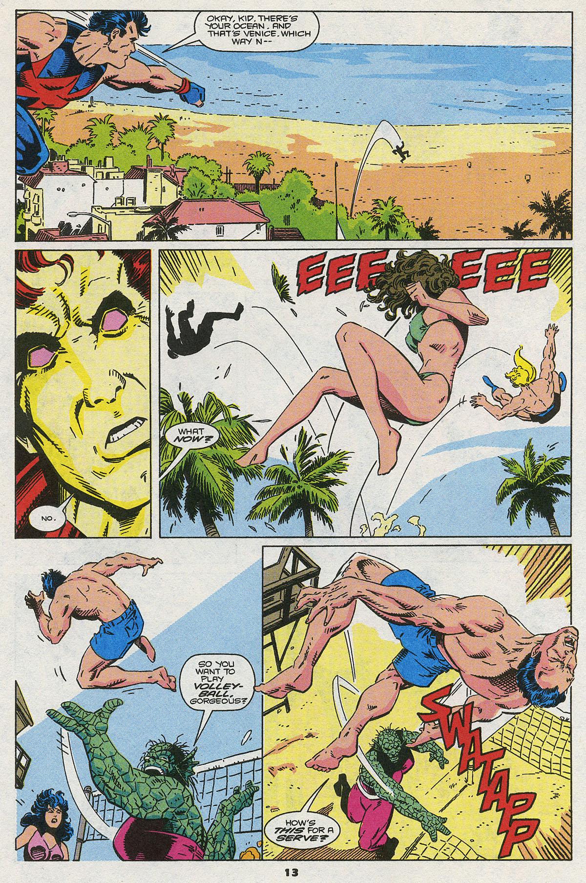 Read online Wonder Man (1991) comic -  Issue #3 - 11