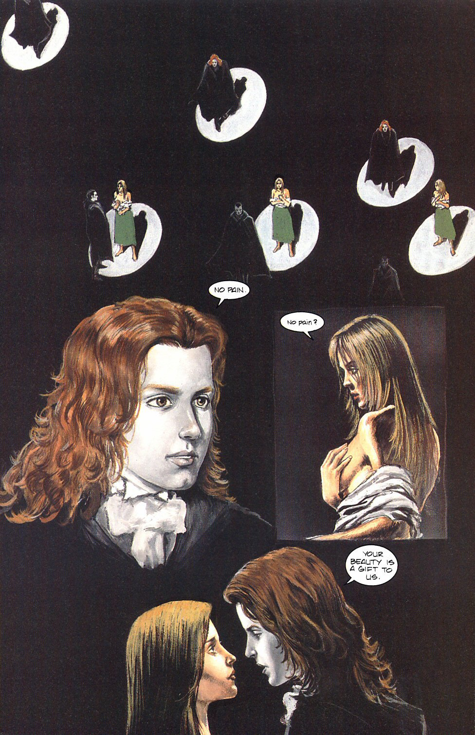 Read online Anne Rice's Interview with the Vampire comic -  Issue #8 - 16