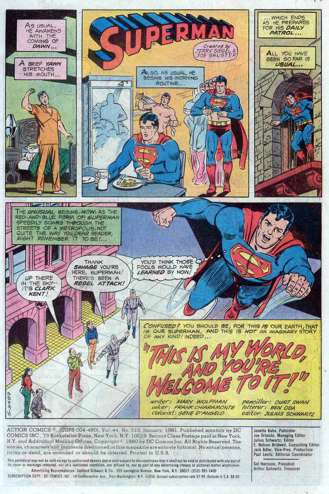 Read online Action Comics (1938) comic -  Issue #515 - 3