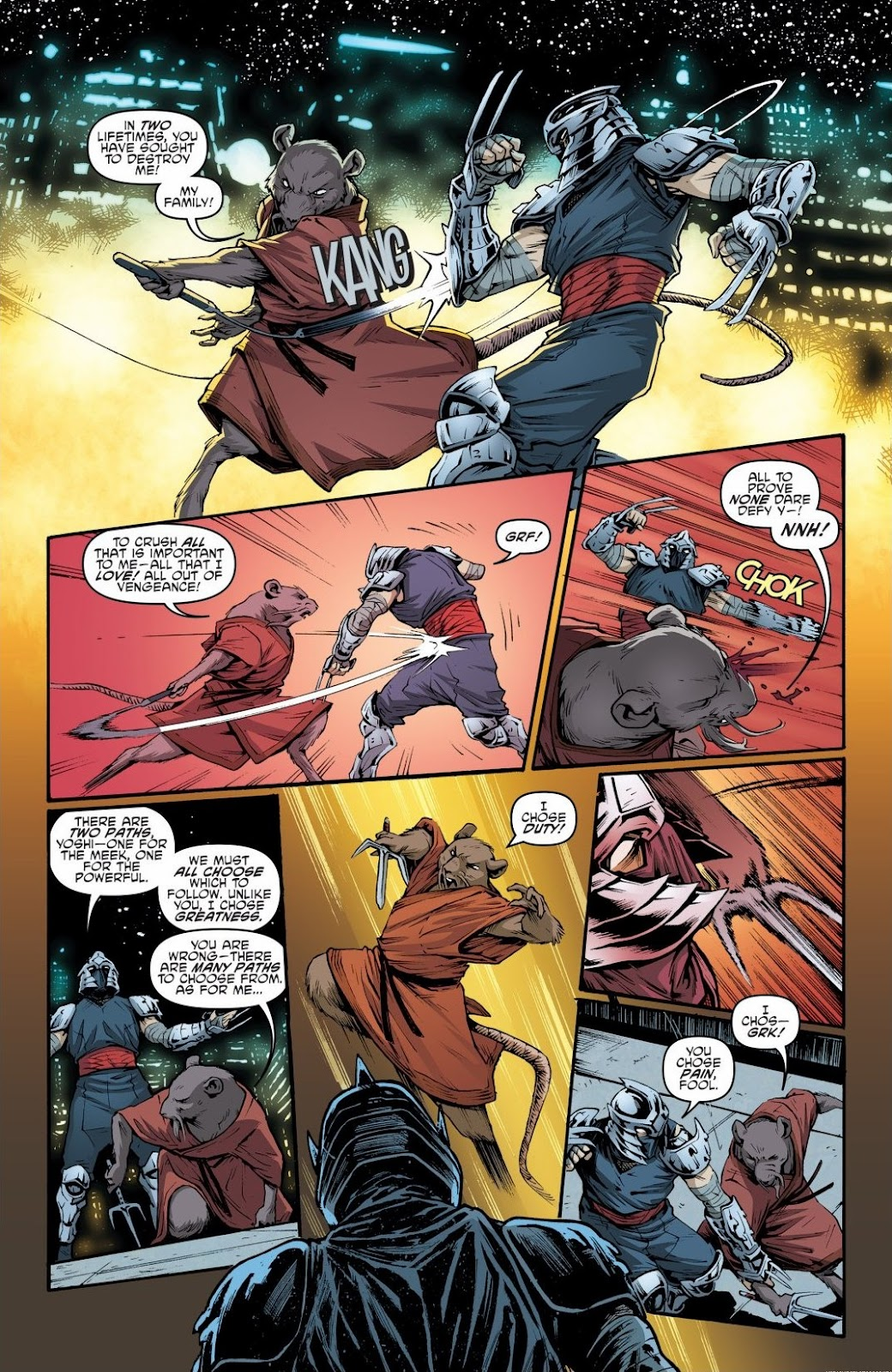 Read online Teenage Mutant Ninja Turtles: The IDW Collection comic -  Issue # TPB 6 (Part 3) - 71