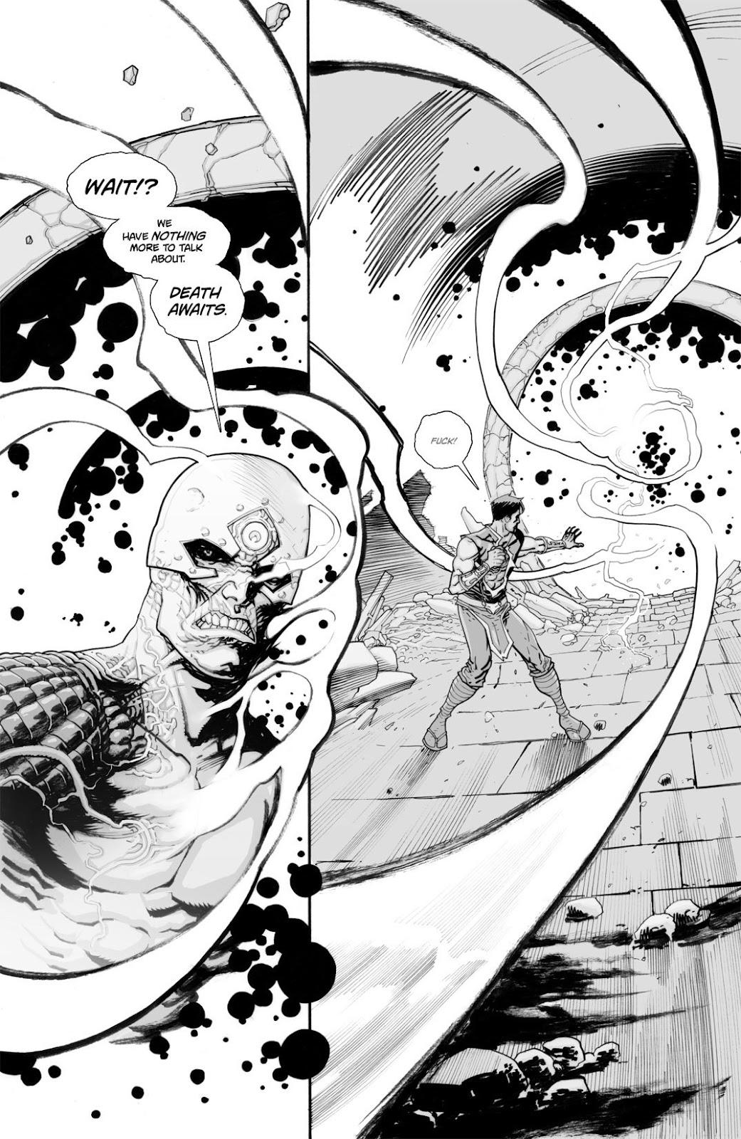 Read online Reaper comic -  Issue #2 - 33