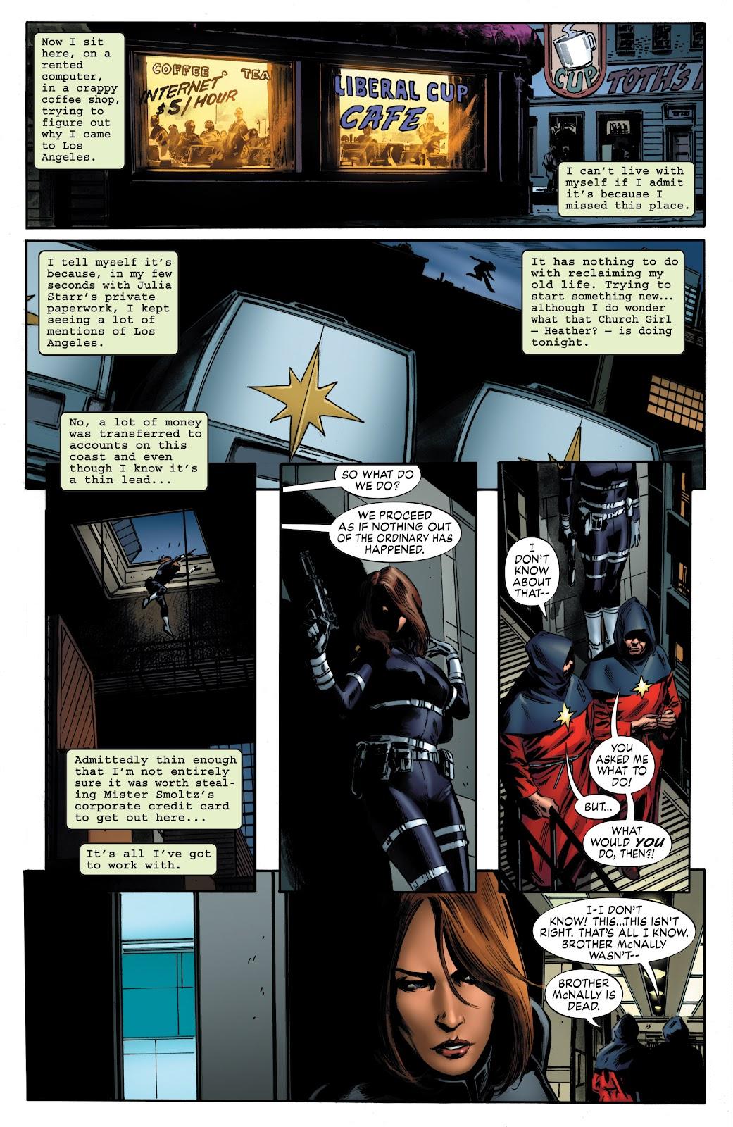 Read online Secret Invasion: Rise of the Skrulls comic -  Issue # TPB (Part 4) - 14