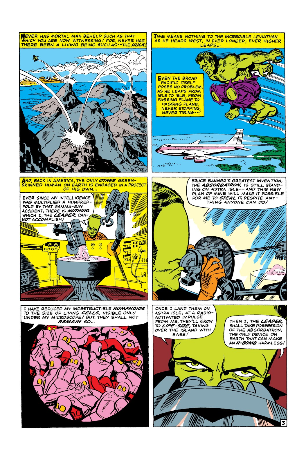 Read online Marvel Masterworks: The Incredible Hulk comic -  Issue # TPB 2 (Part 2) - 15