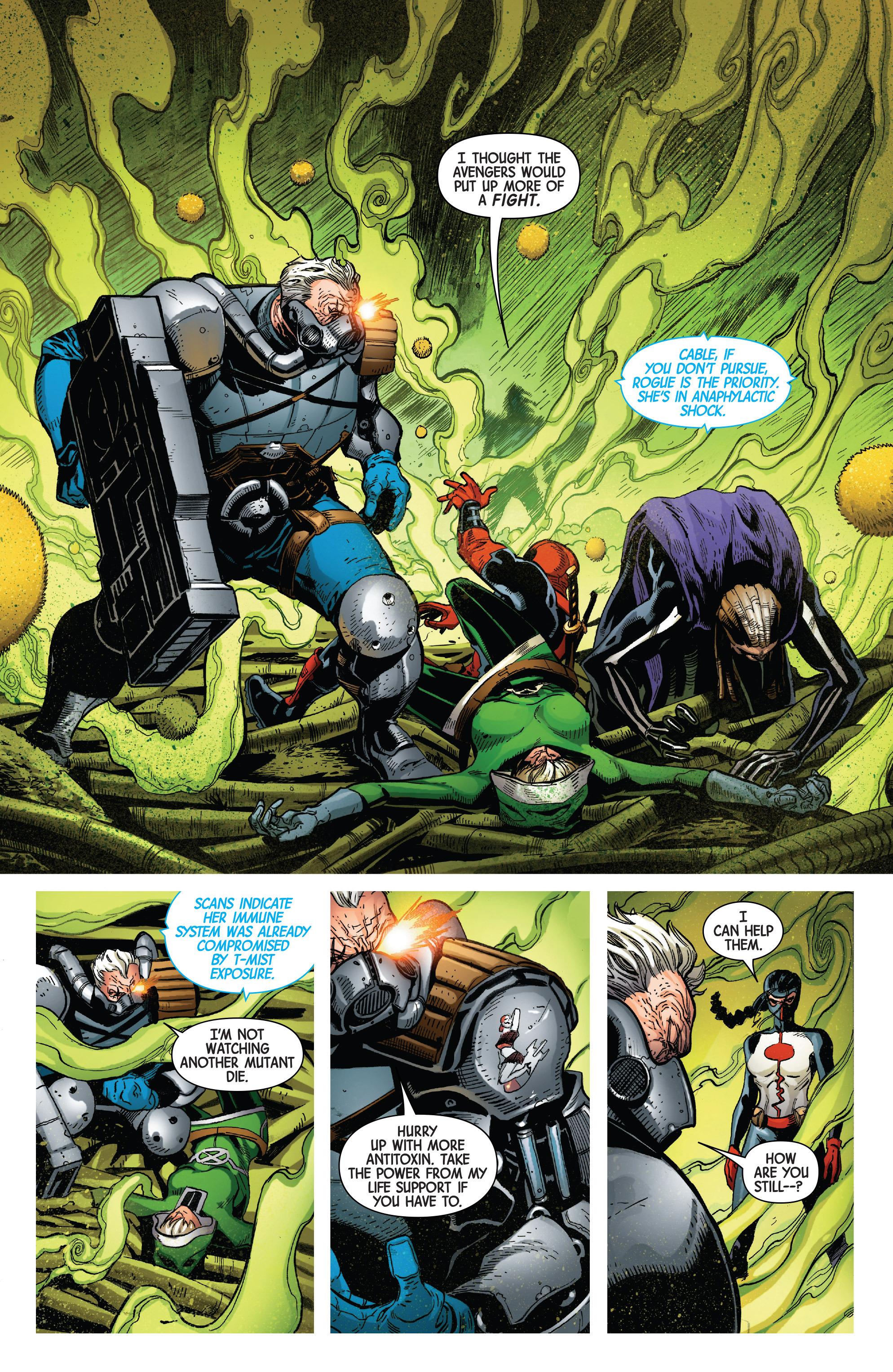 Read online Uncanny Avengers [II] comic -  Issue #3 - 18