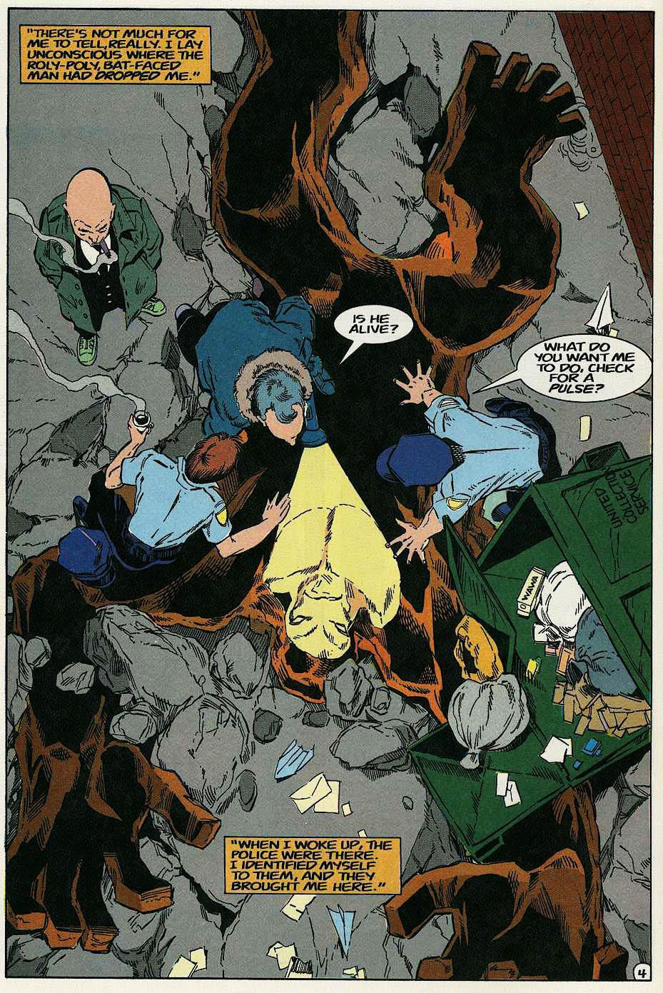 Elementals (1984) issue 17 - Page 6