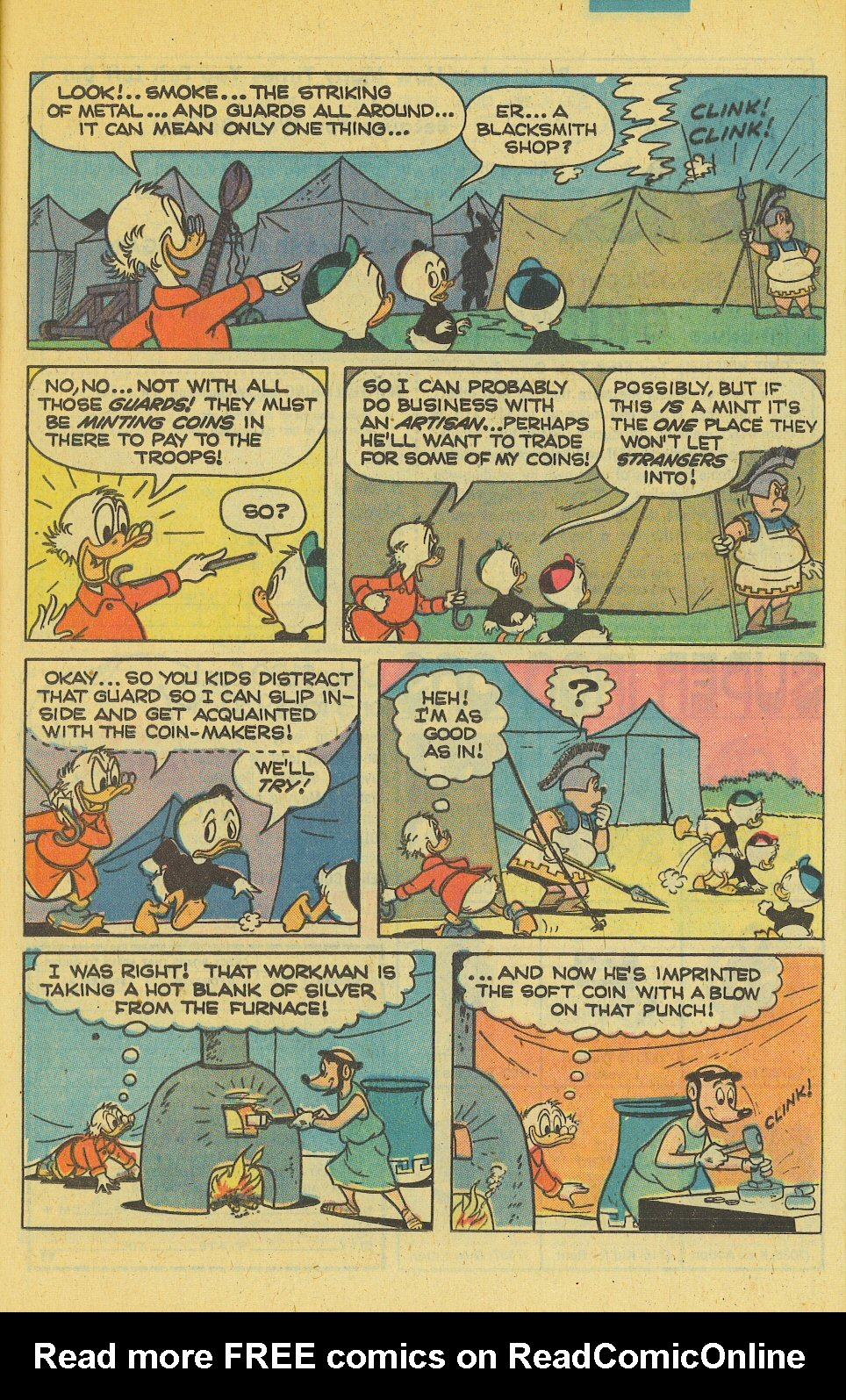 Read online Uncle Scrooge (1953) comic -  Issue #169 - 13