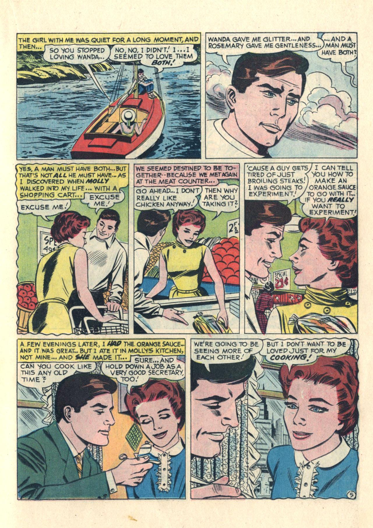 Read online Secret Hearts comic -  Issue #113 - 15