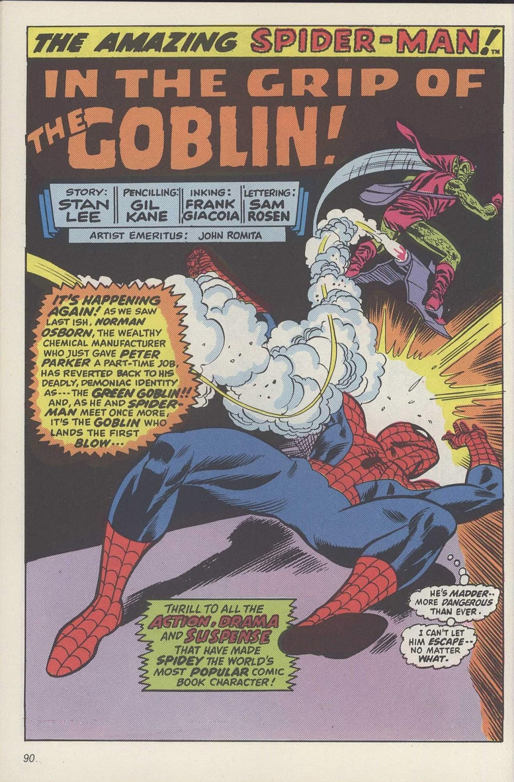 The Amazing Spider-Man (1979) issue TPB - Page 92