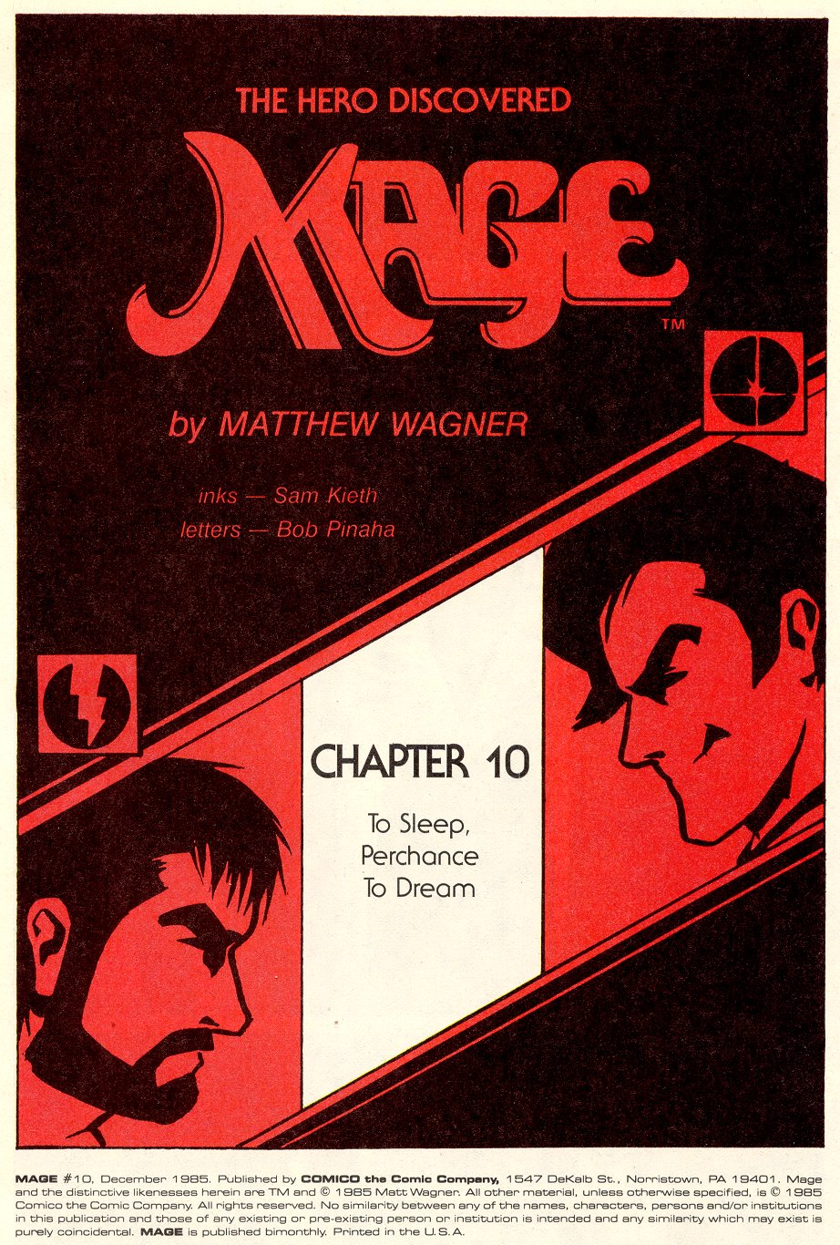 Read online Mage: The Hero Discovered comic -  Issue #10 - 3