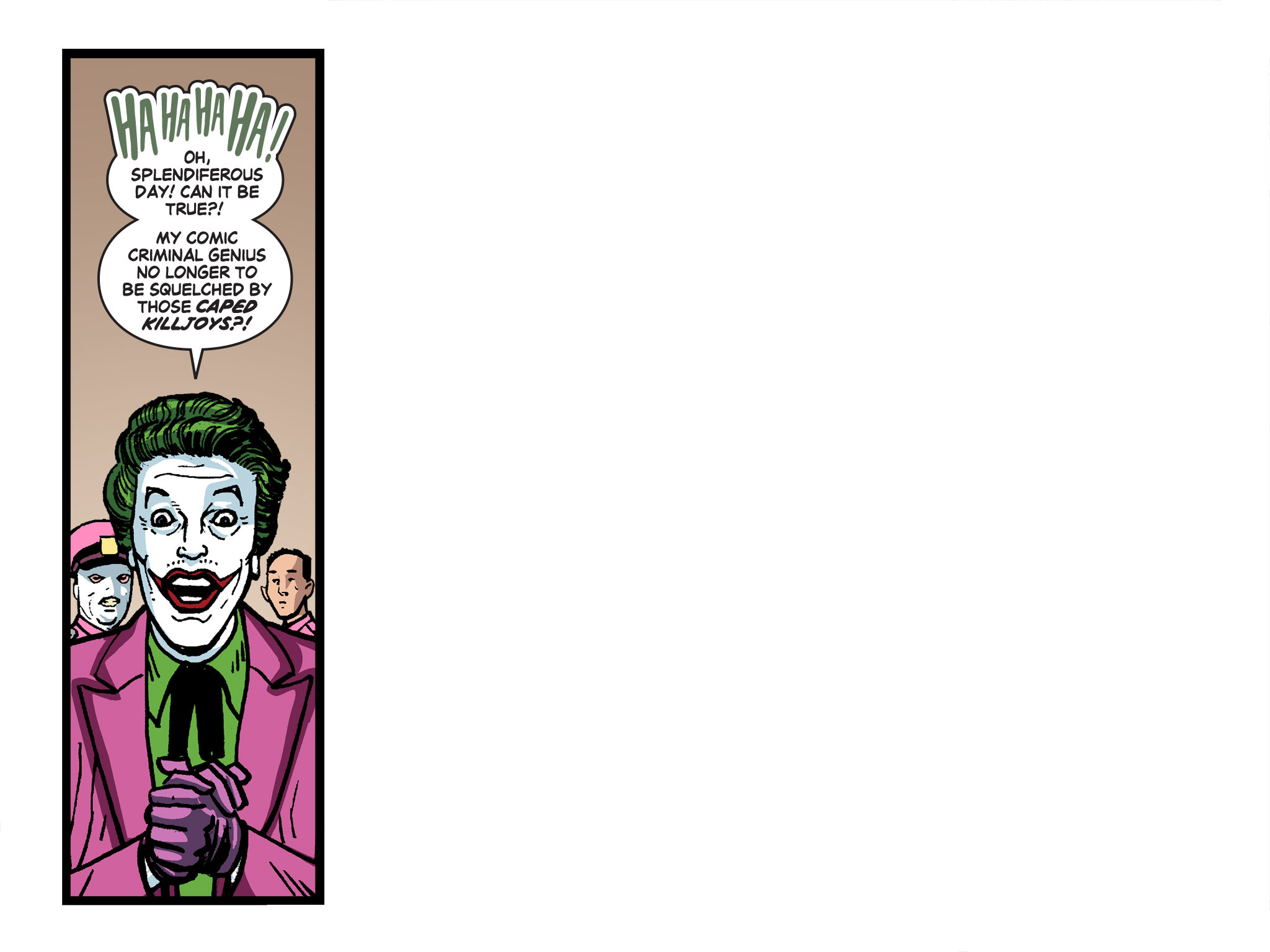Read online Batman '66 Meets the Green Hornet [II] comic -  Issue #4 - 14