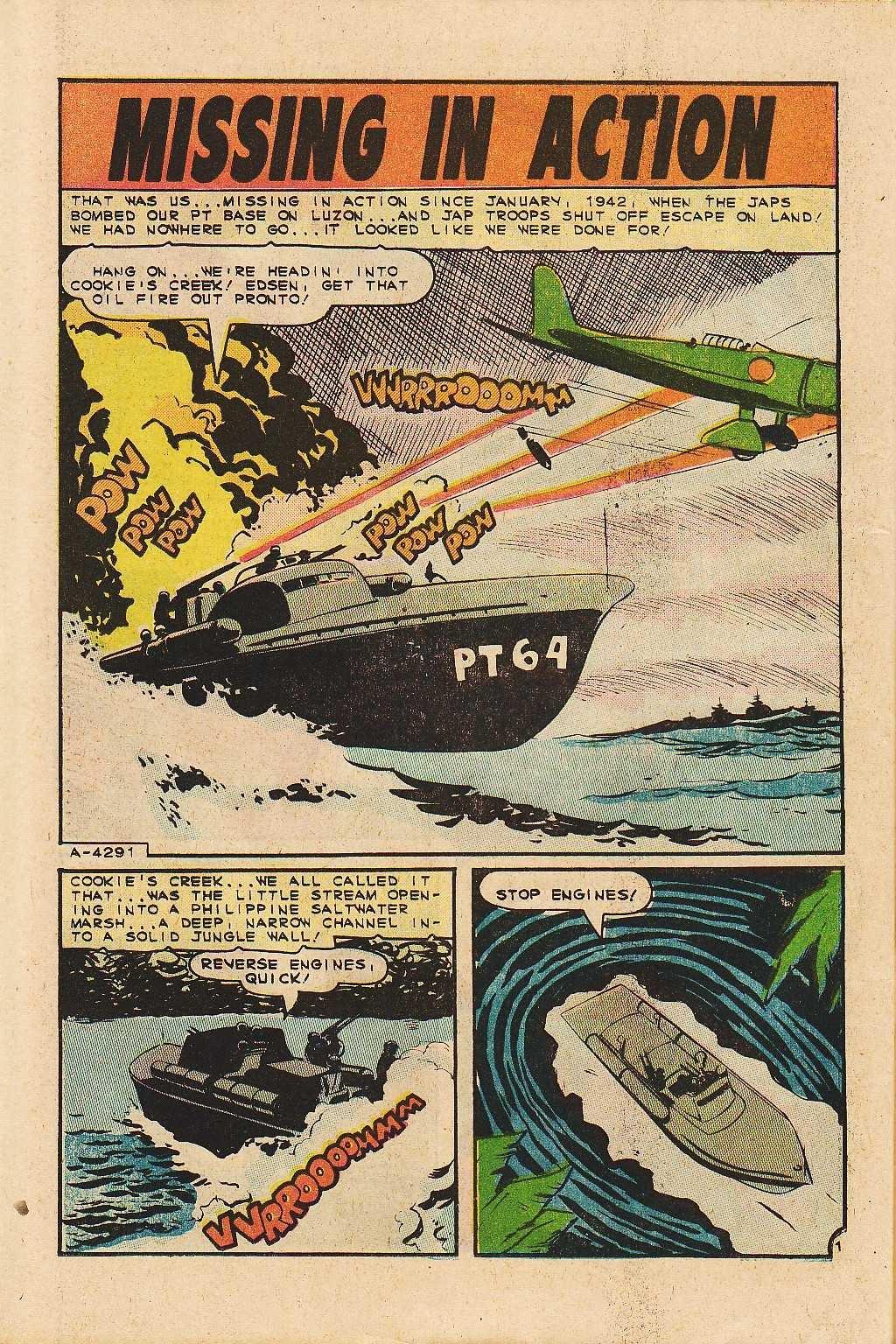 Read online Fightin' Navy comic -  Issue #121 - 26