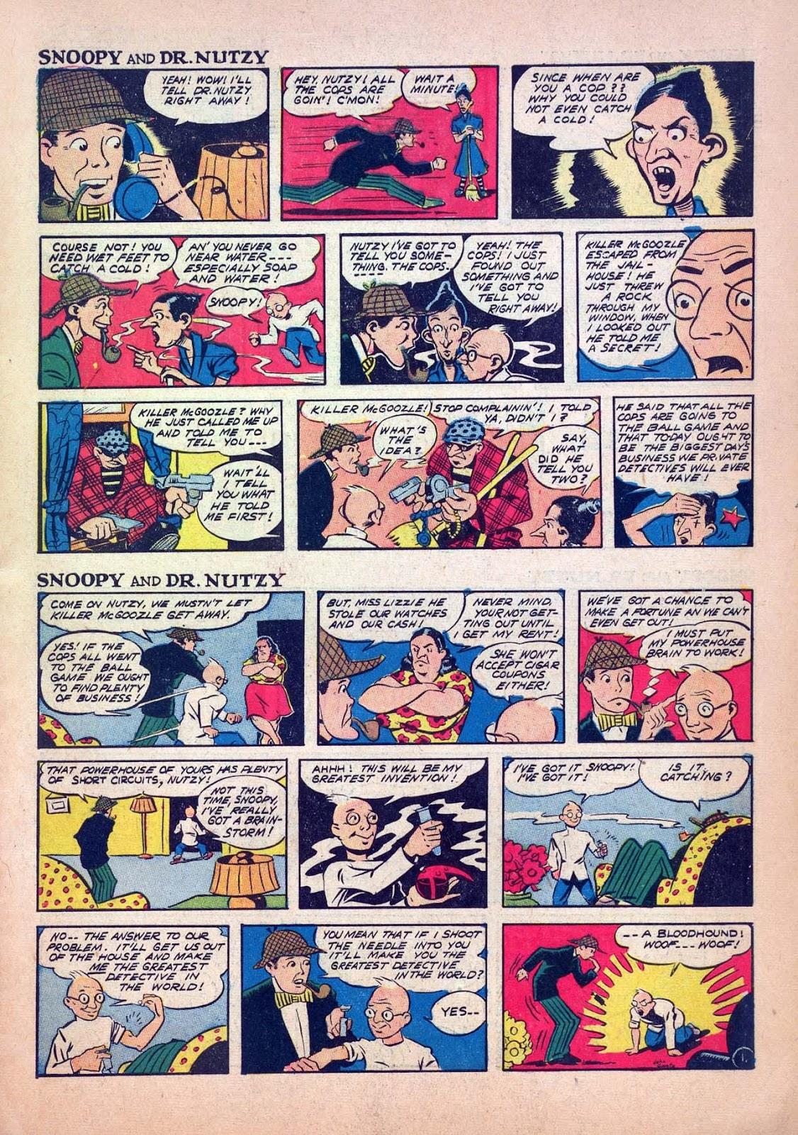 Read online Joker Comics comic -  Issue #5 - 3