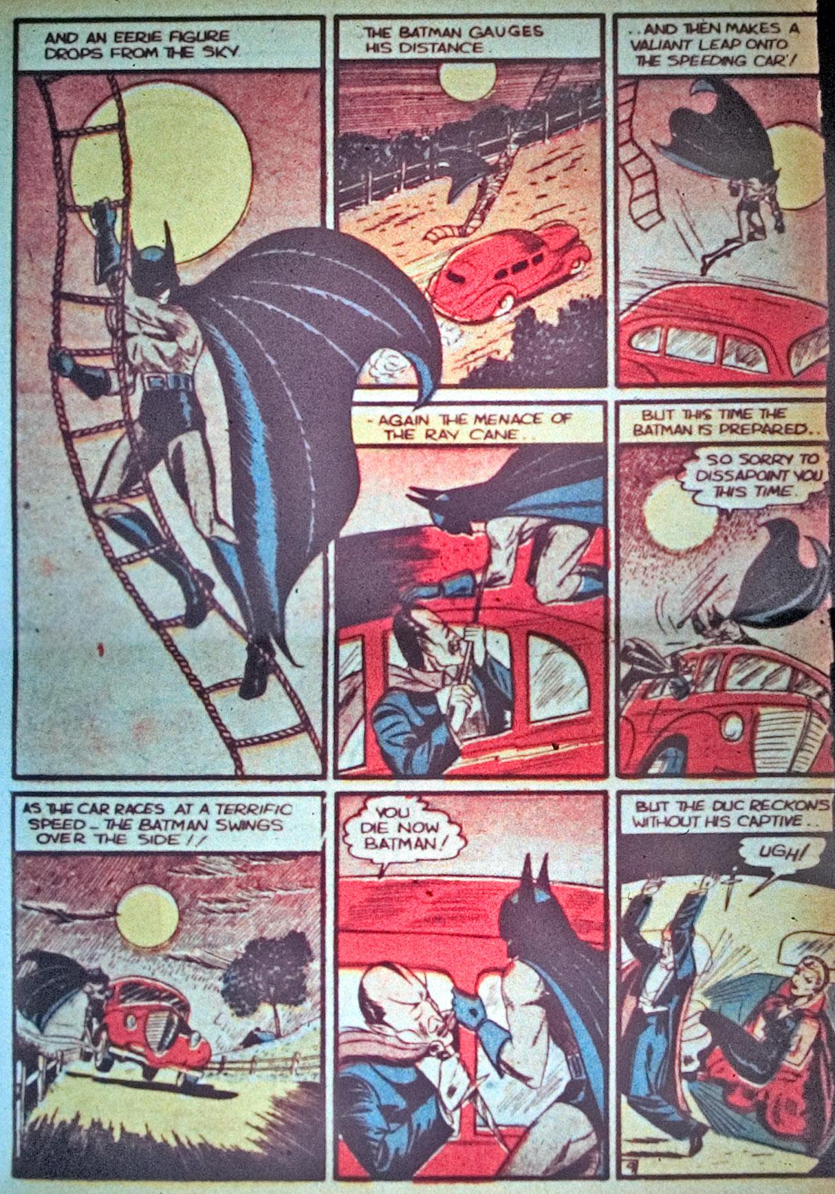 Read online Detective Comics (1937) comic -  Issue #34 - 11