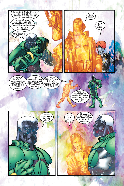 Captain Marvel (2002) Issue #6 #6 - English 7