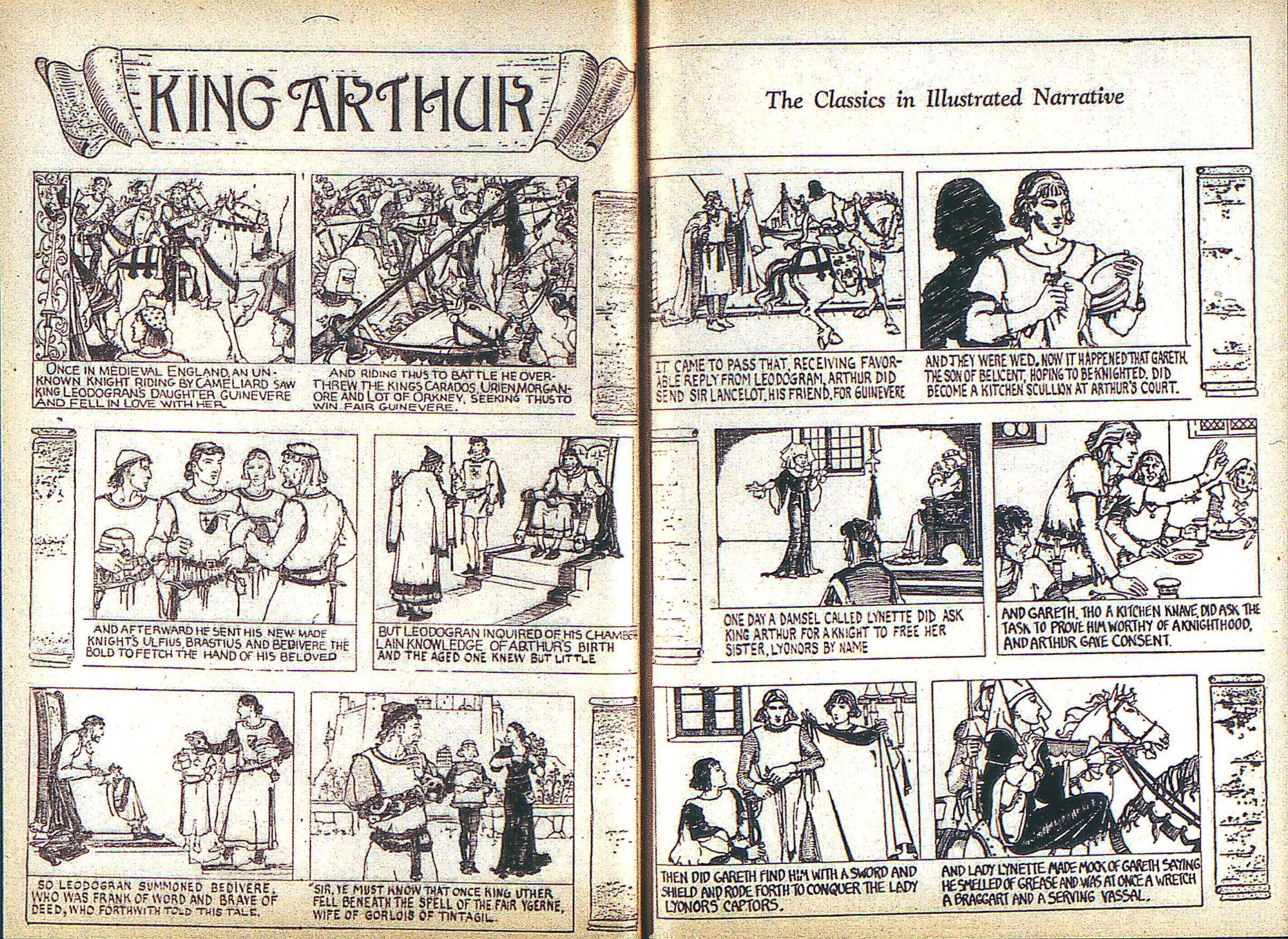 Read online Adventure Comics (1938) comic -  Issue #3 - 17