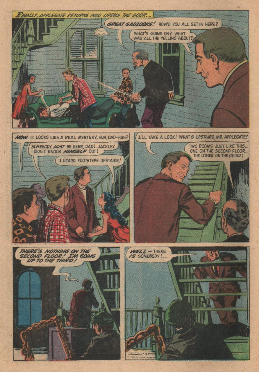 Four Color Comics issue 760 - Page 20