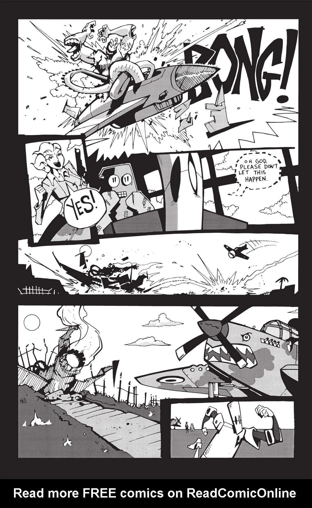 Read online Scud: The Disposable Assassin: The Whole Shebang comic -  Issue # TPB (Part 3) - 4